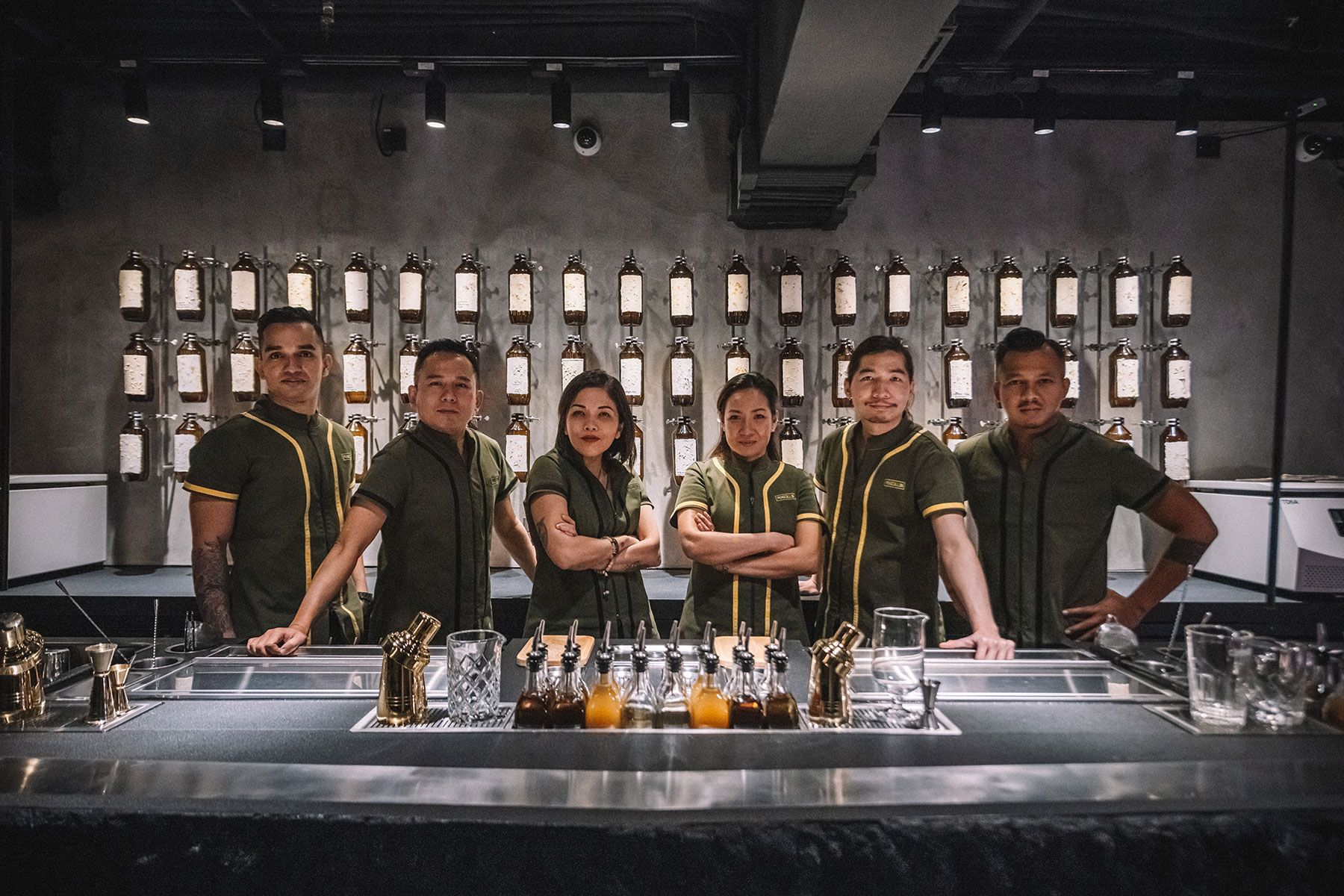 Penicillin Is Asia's Most Sustainable Bar, As Awarded By Asia's 50 Best Bars 2021