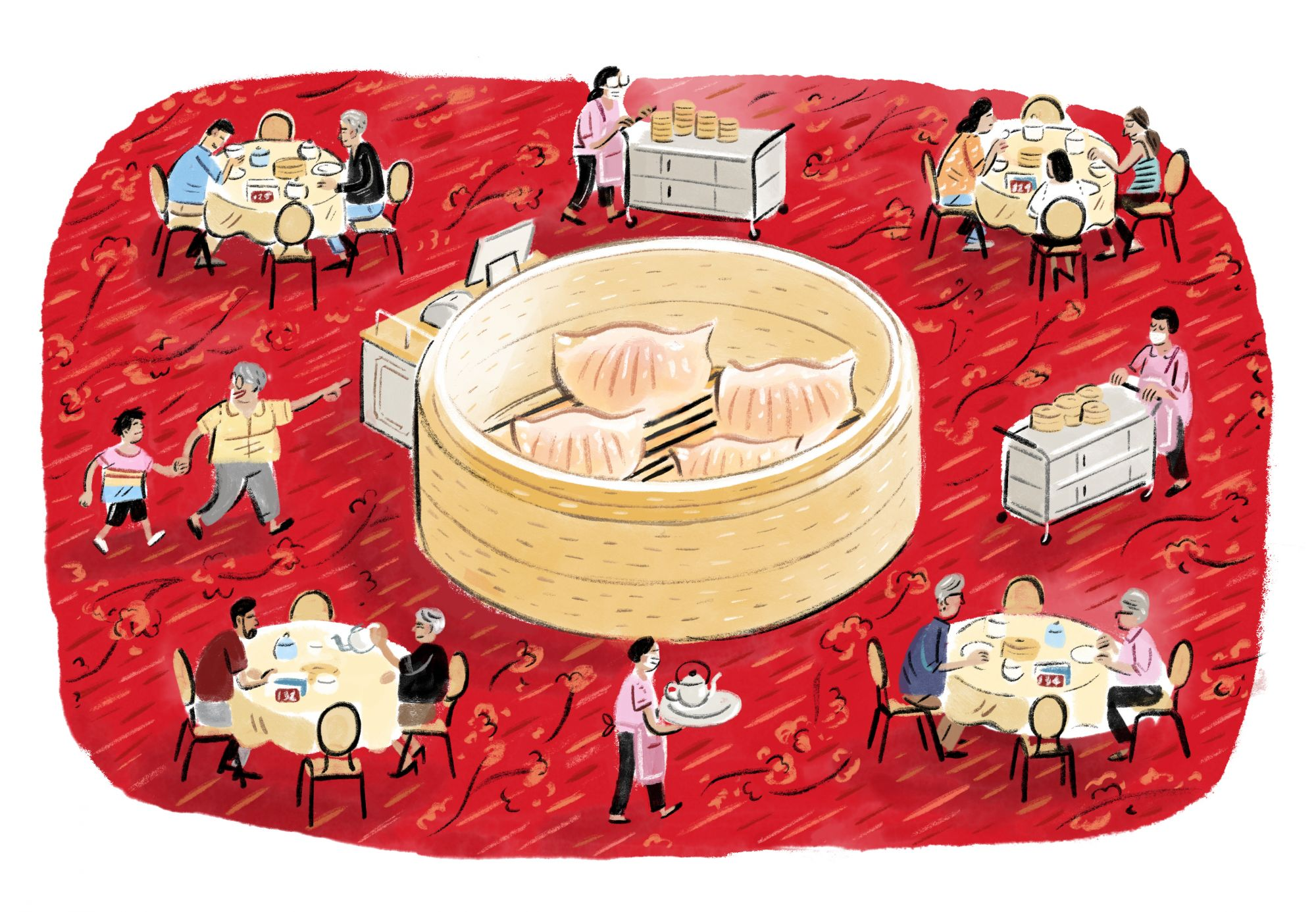Spring Moon's Lam Yuk Ming On His Unforgettable Dim Sum Experiences