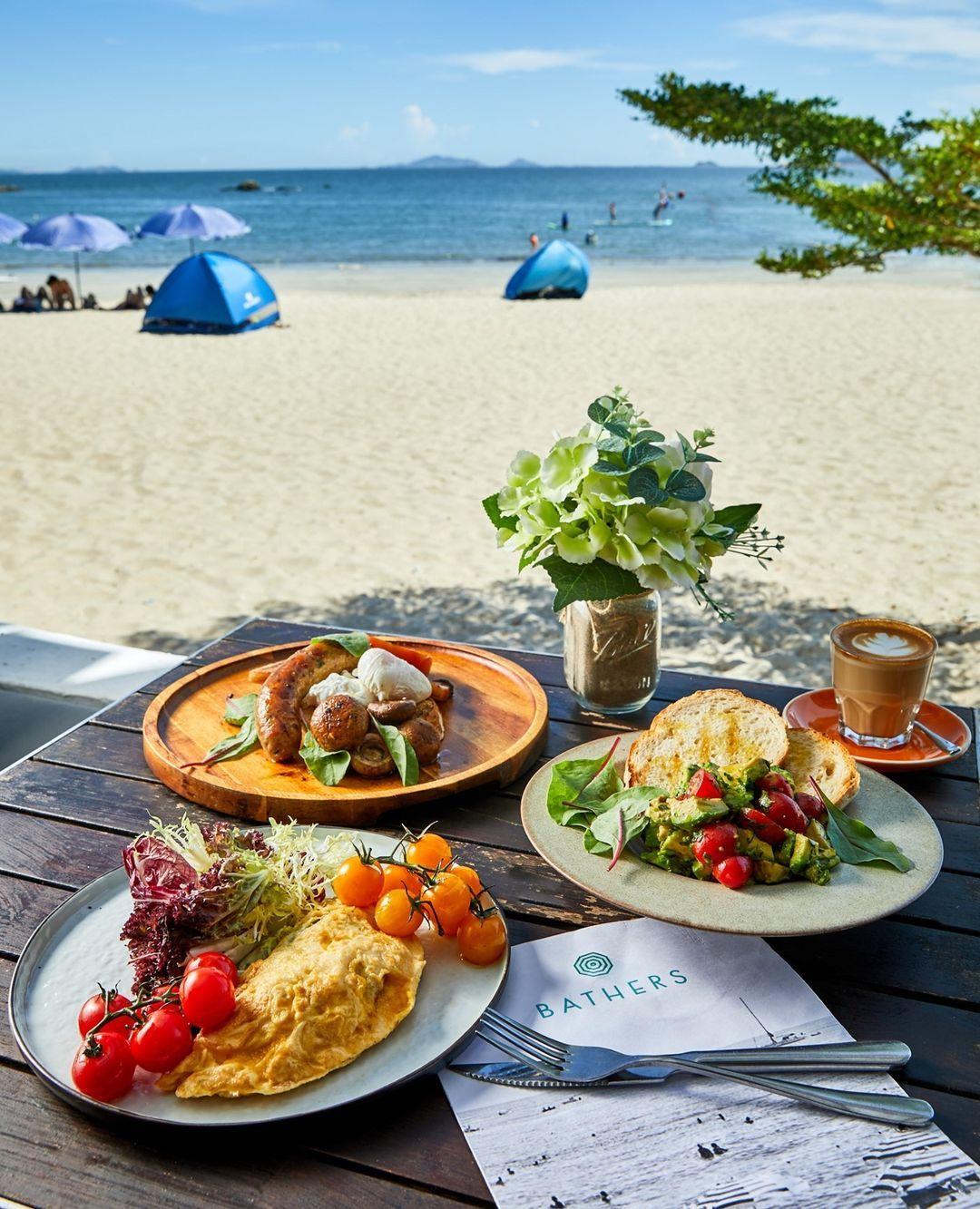 The Best Beach Restaurants In Hong Kong