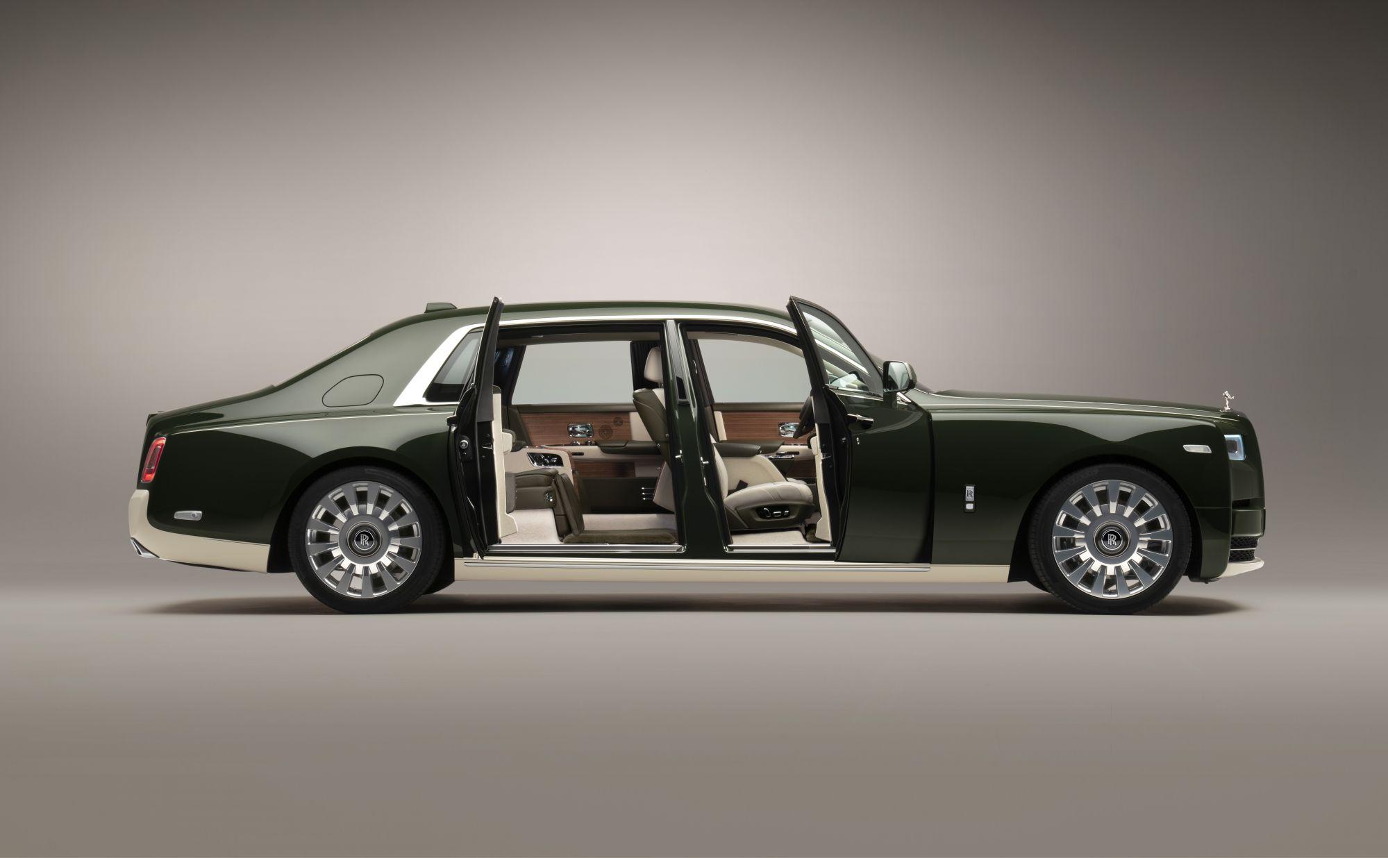 Hermès x Rolls-Royce Collaborate On Bespoke Phantom For Billionaire Yusaku Maezawa