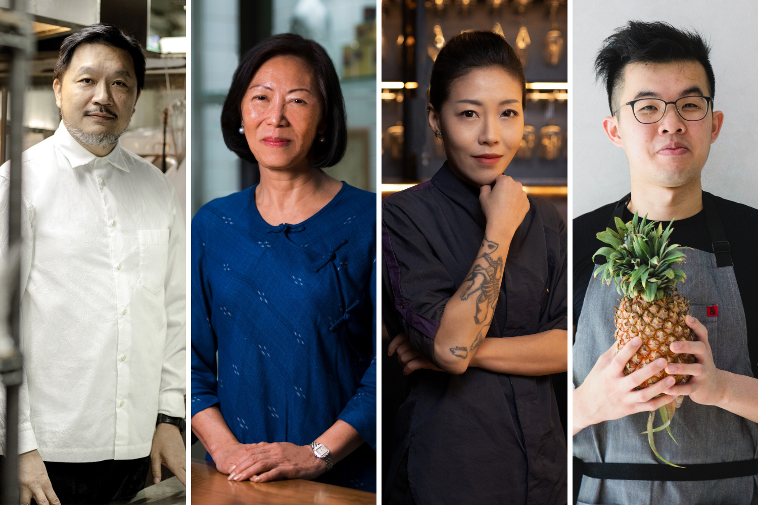 Asia's Most Influential: 250 Tastemakers Of 2021