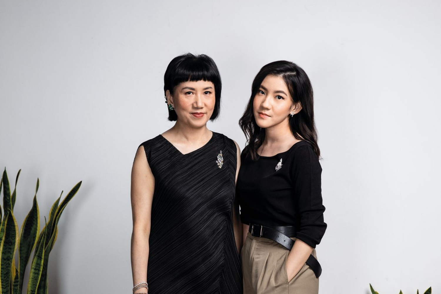 Like Mother, Like Daughter: Dilys Young And Pearl Li On Running A Family Jewellery Business