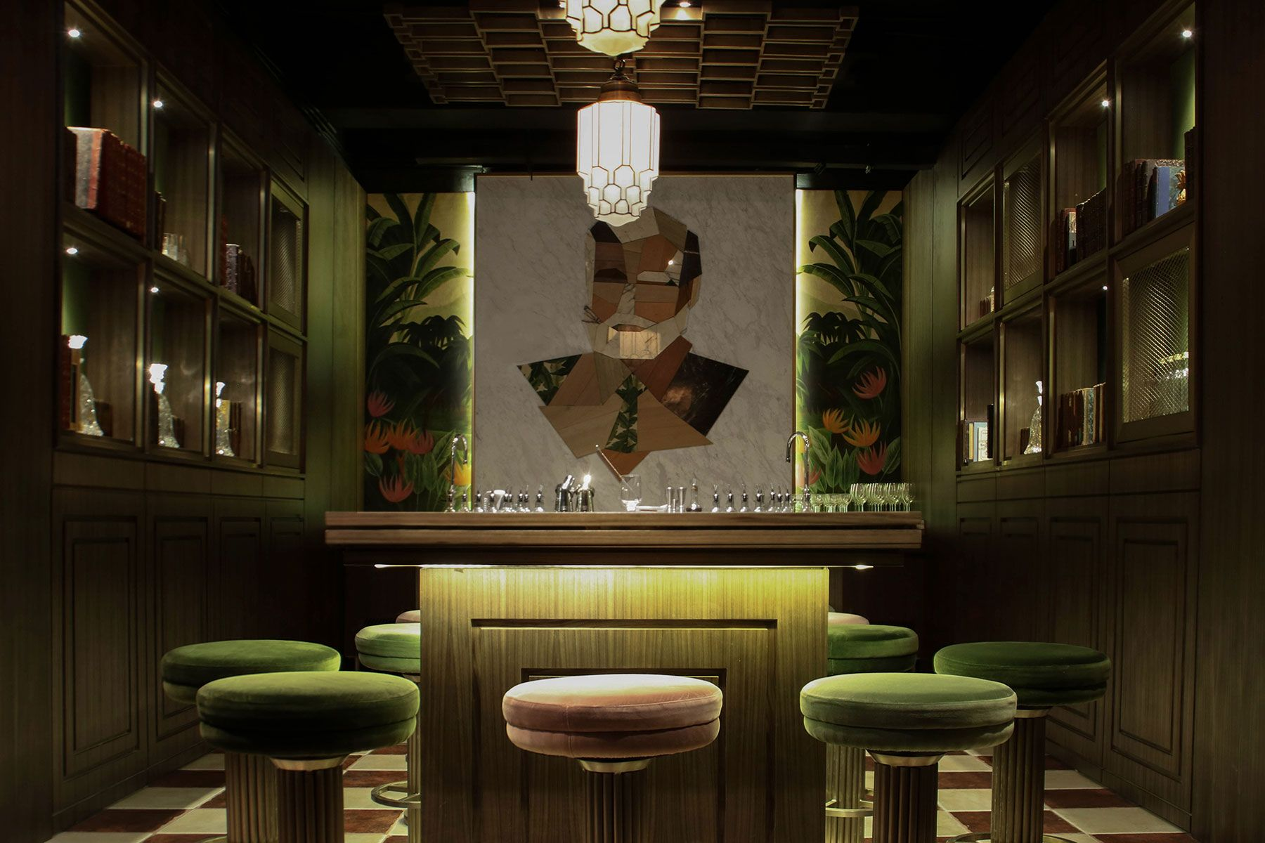 Only 3 Hong Kong Bars Made The Inaugural 51-100 List By Asia's 50 Best Bars 2021