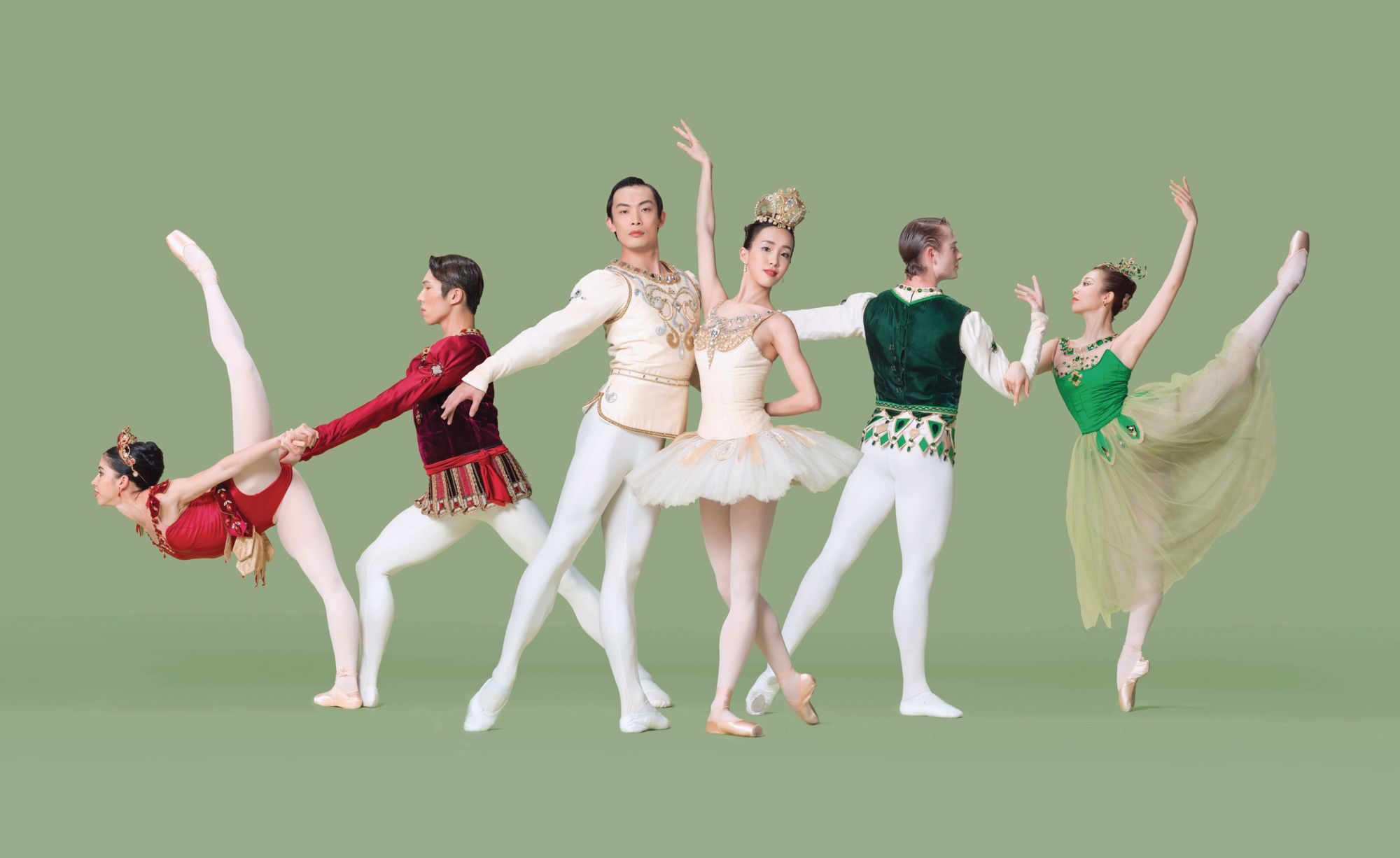 """Hong Kong Ballet Makes A Glittering Return With George Balanchine's Masterpiece,  """"Jewels"""""""