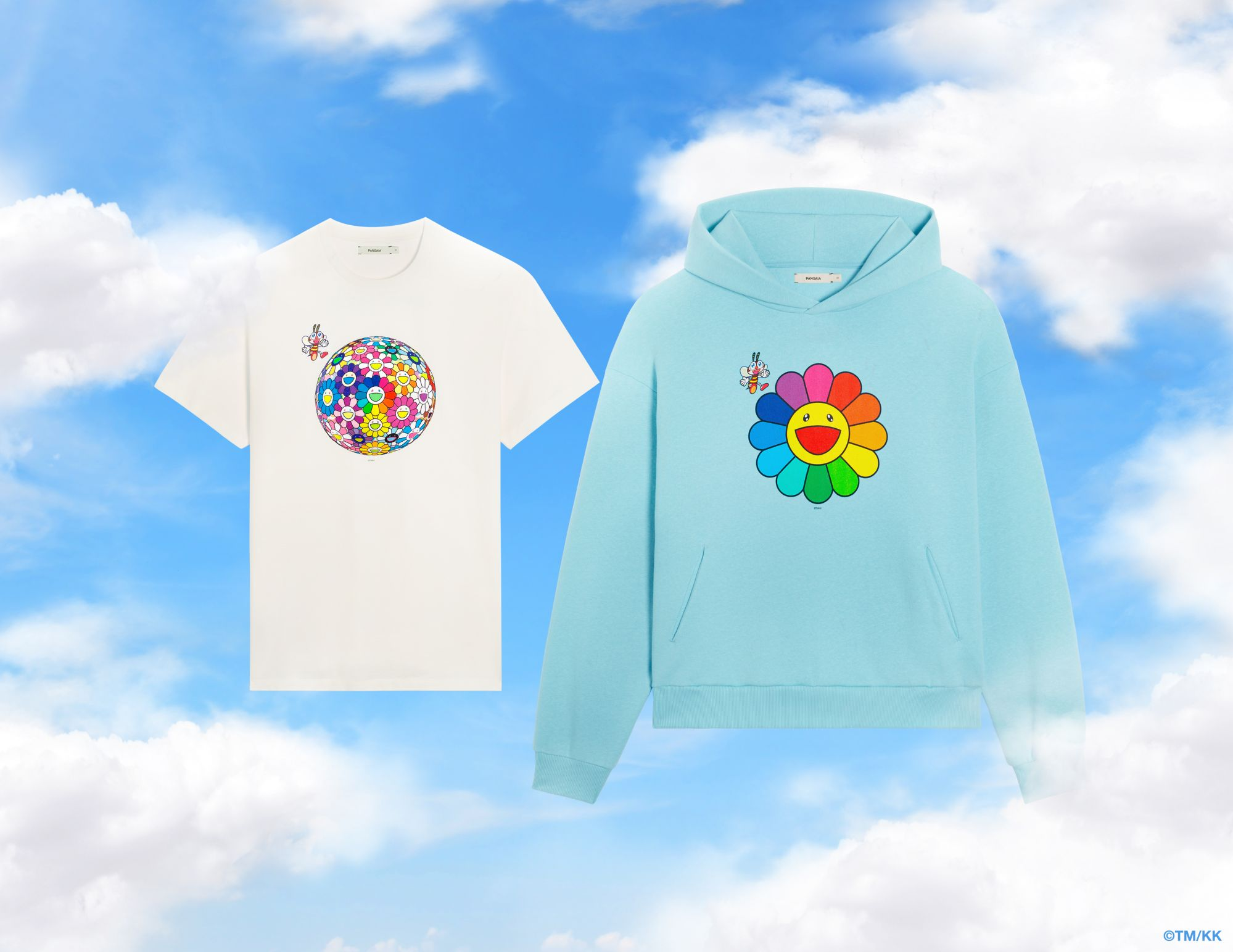 Pangaia x Takashi Murakami Launch New Capsule Collection To Raise Awareness On Bee Conservation