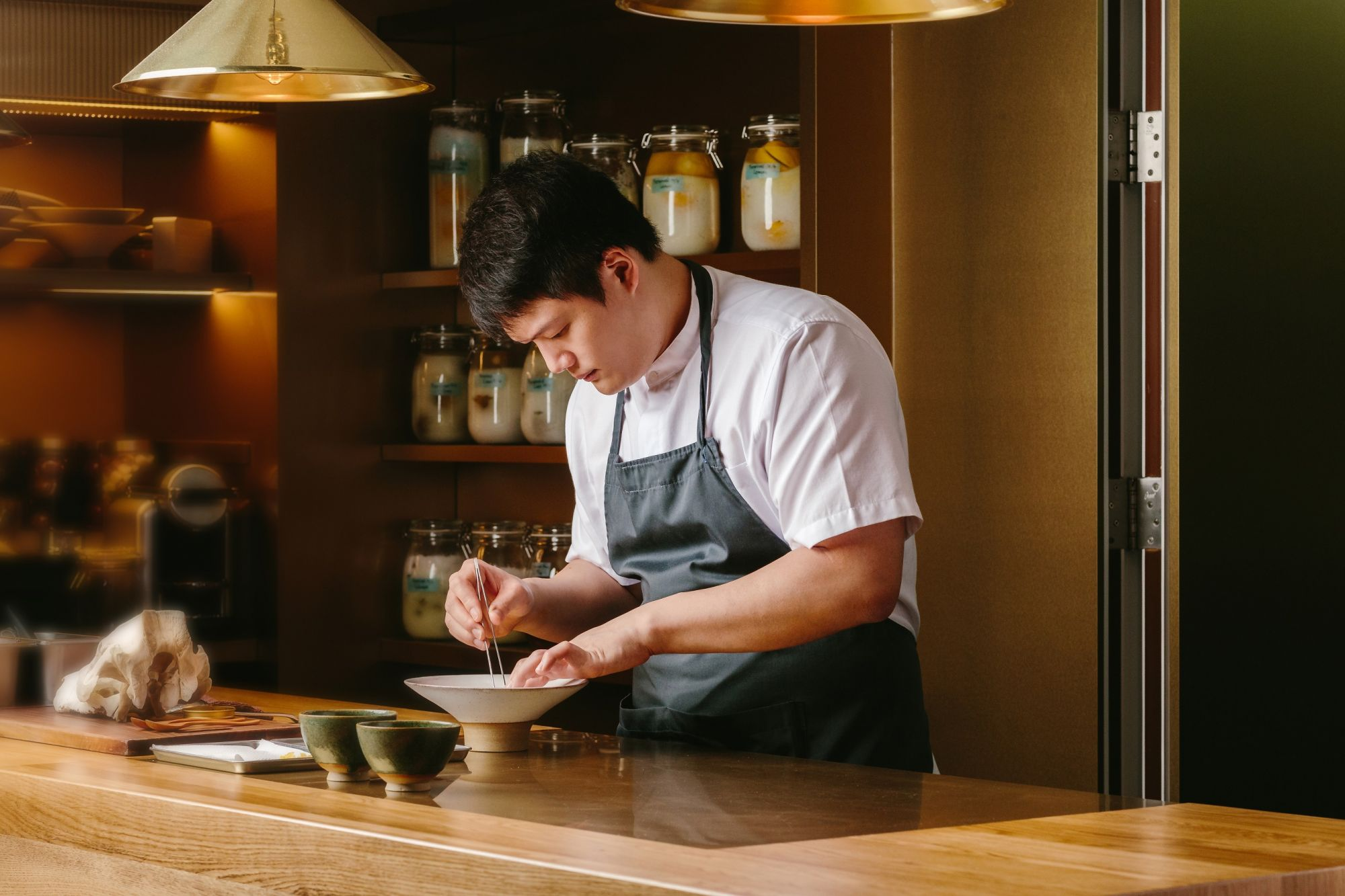 Chef Barry Quek of Whey