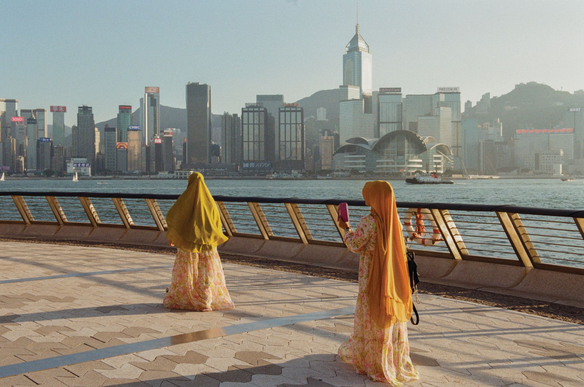 Hong Kong Through The Lens Of The City's Street Photographers