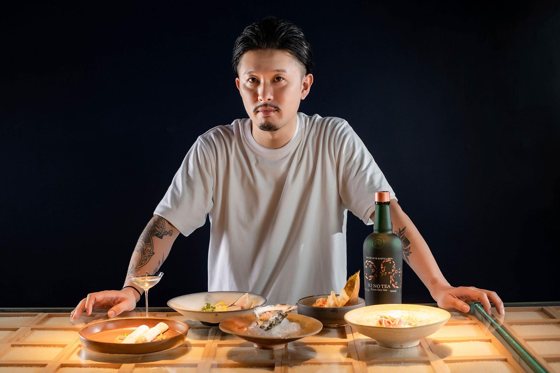 Imbibing On A Taste Of Kyoto With Chef Shun Sato And The House Of Ki No Bi