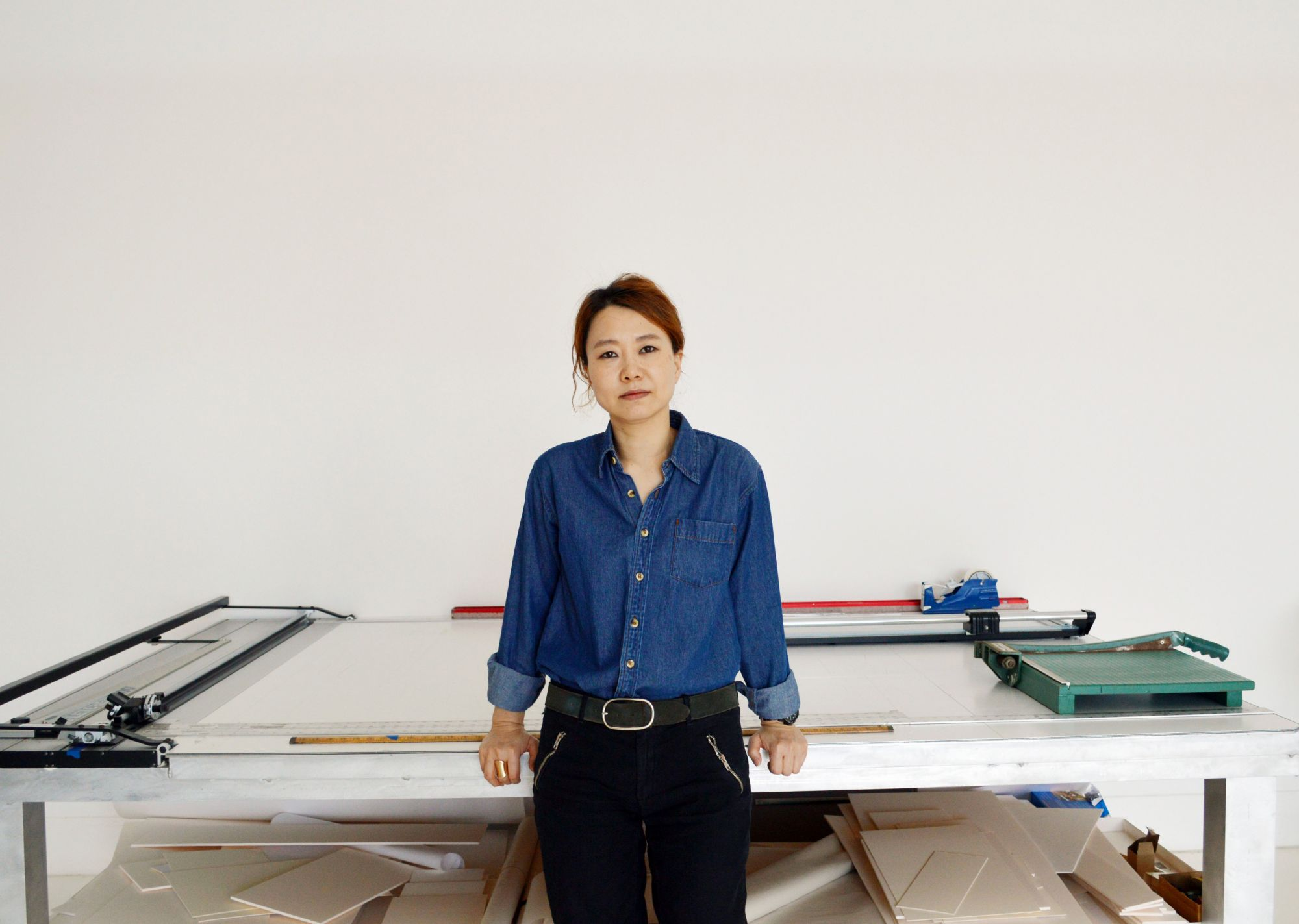 """South Korean Artist Minouk Lim Talks About Her Creative Practice And Being Part Of Para Site's """"Curtain"""""""