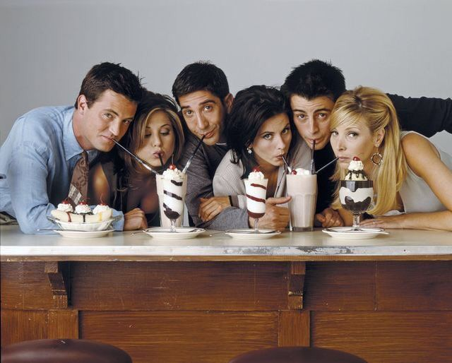 'Friends' Reunion Special To Air On May 27 With Star-Studded Guests