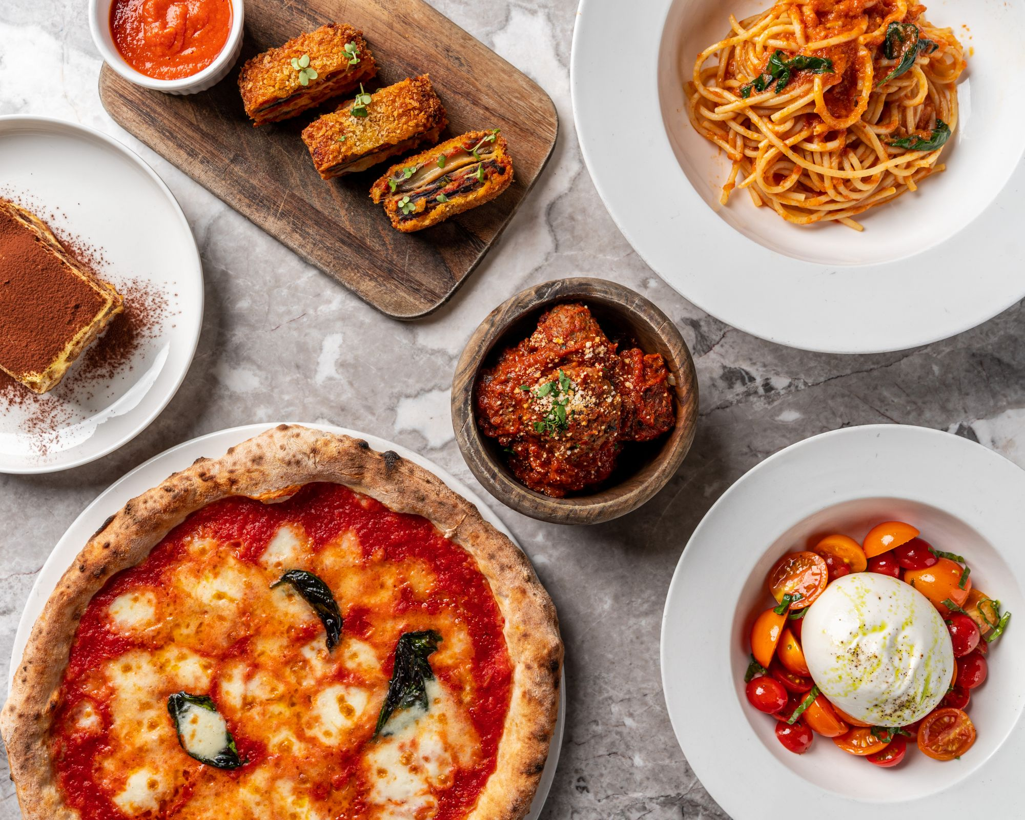A Delightful Italian Lunch At Ciao Chow