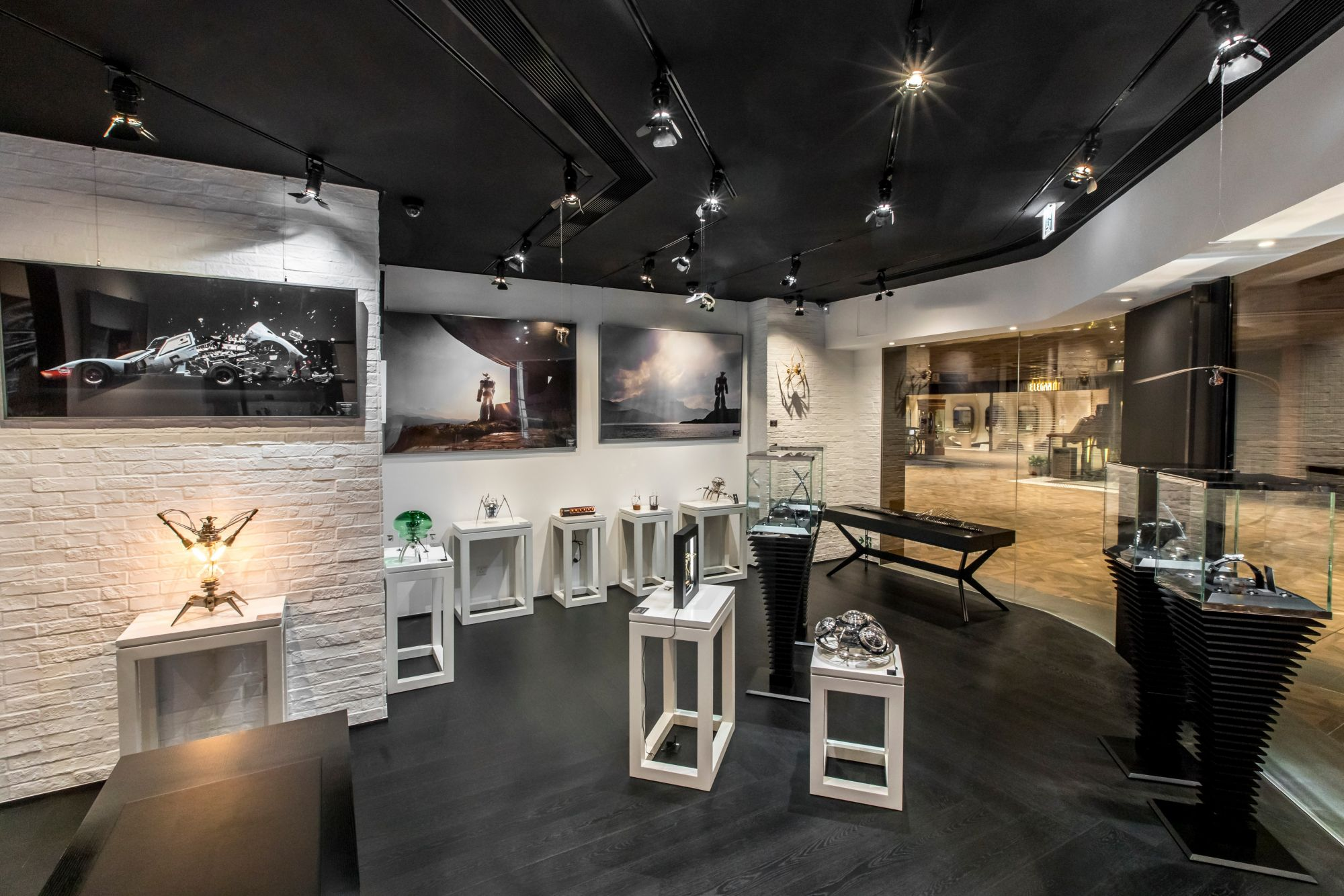 MB&F M.A.D.Gallery Relocates To K11 Musea For Lovers Of Mechanical Arts