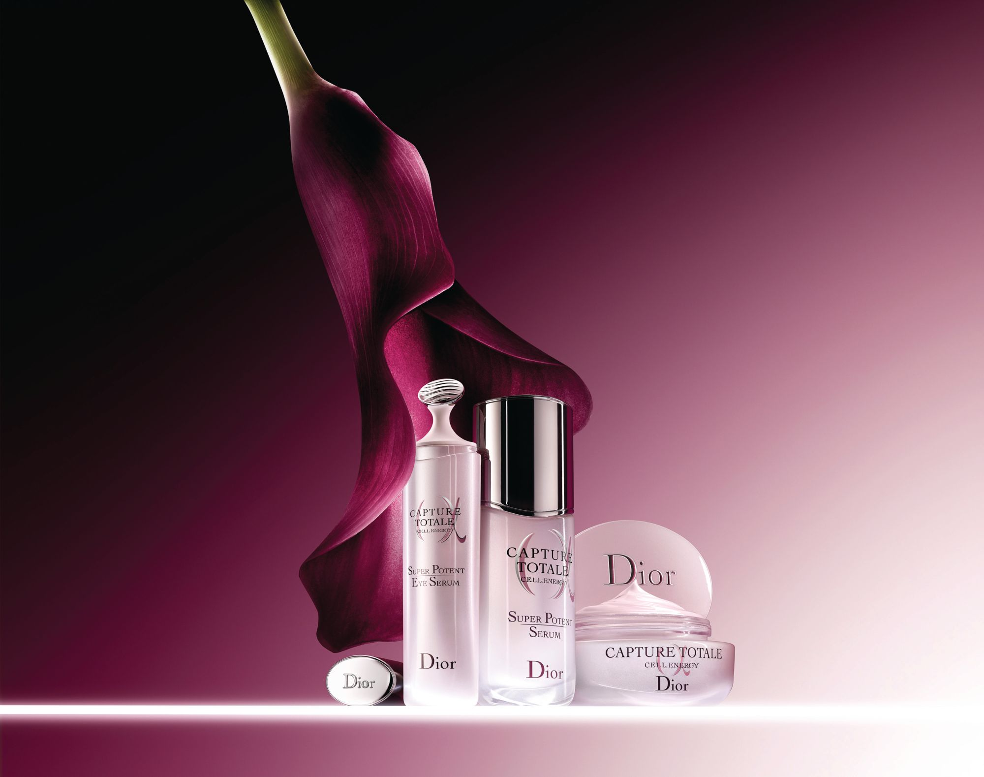 The Dior Capture Totale Eye Serum Brings Out The Beauty Of Our Most Expressive Feature