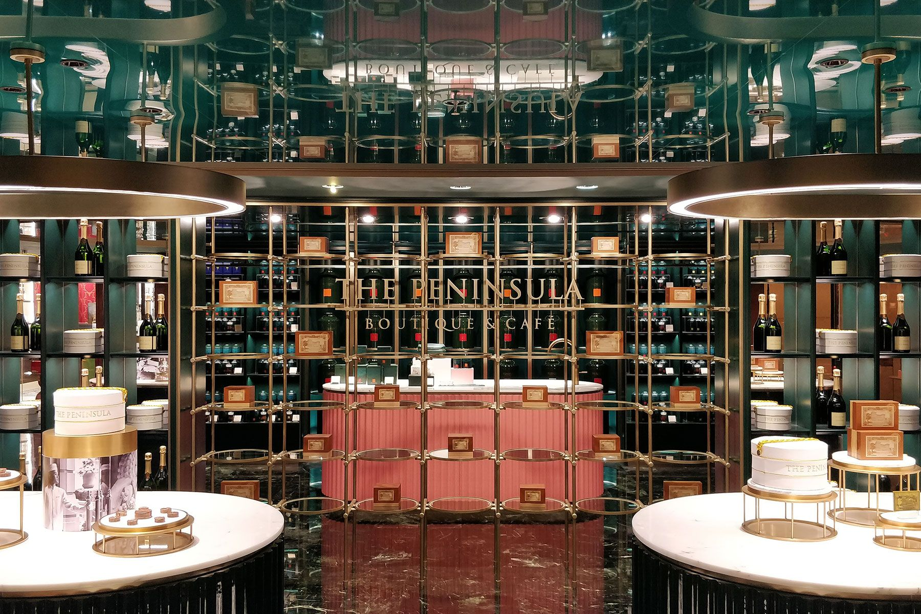 The Peninsula Boutique & Cafe Opens, Offering A Contemporary Alternative To The Historic Afternoon Tea