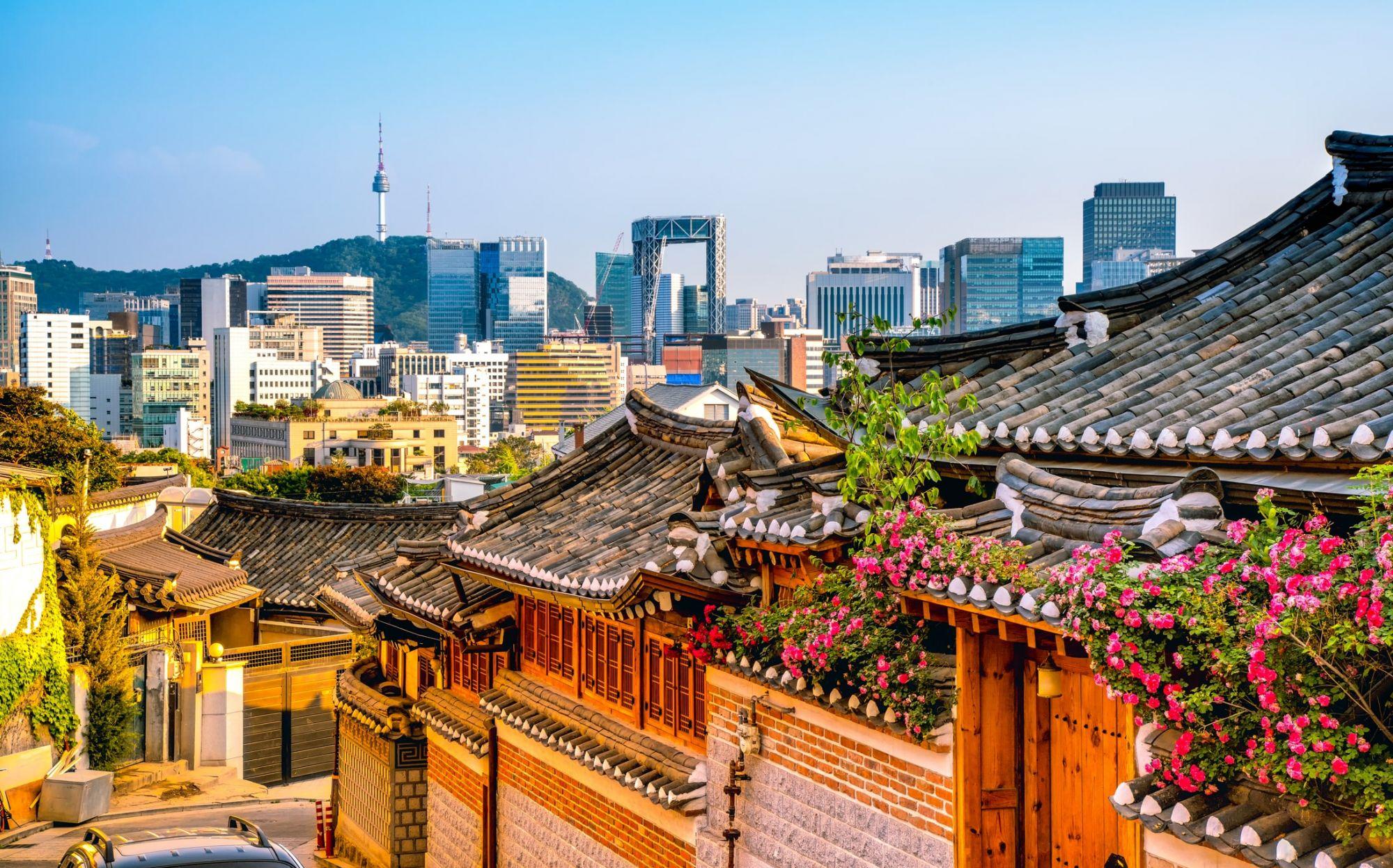 Seoul skyline (Photo: Getty Images)