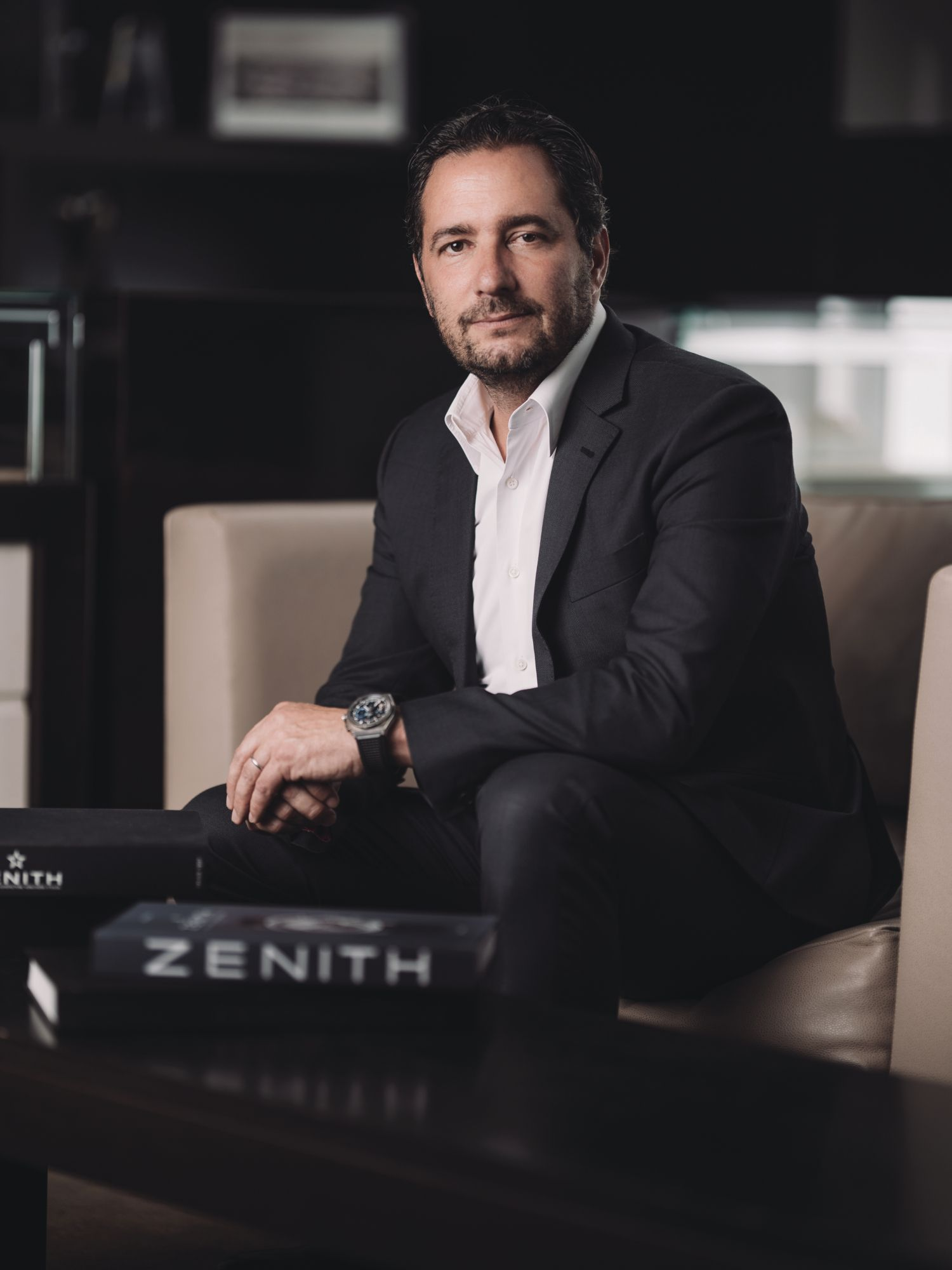 Zenith CEO Julien Tornare On Lessons From The Pandemic