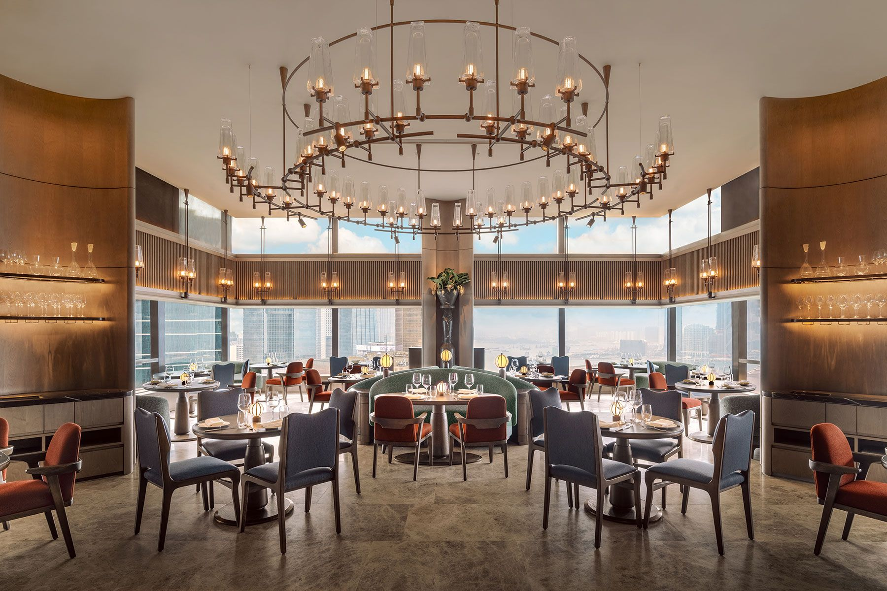 The Best Restaurants To See And Be Seen During Art Basel Hong Kong 2021