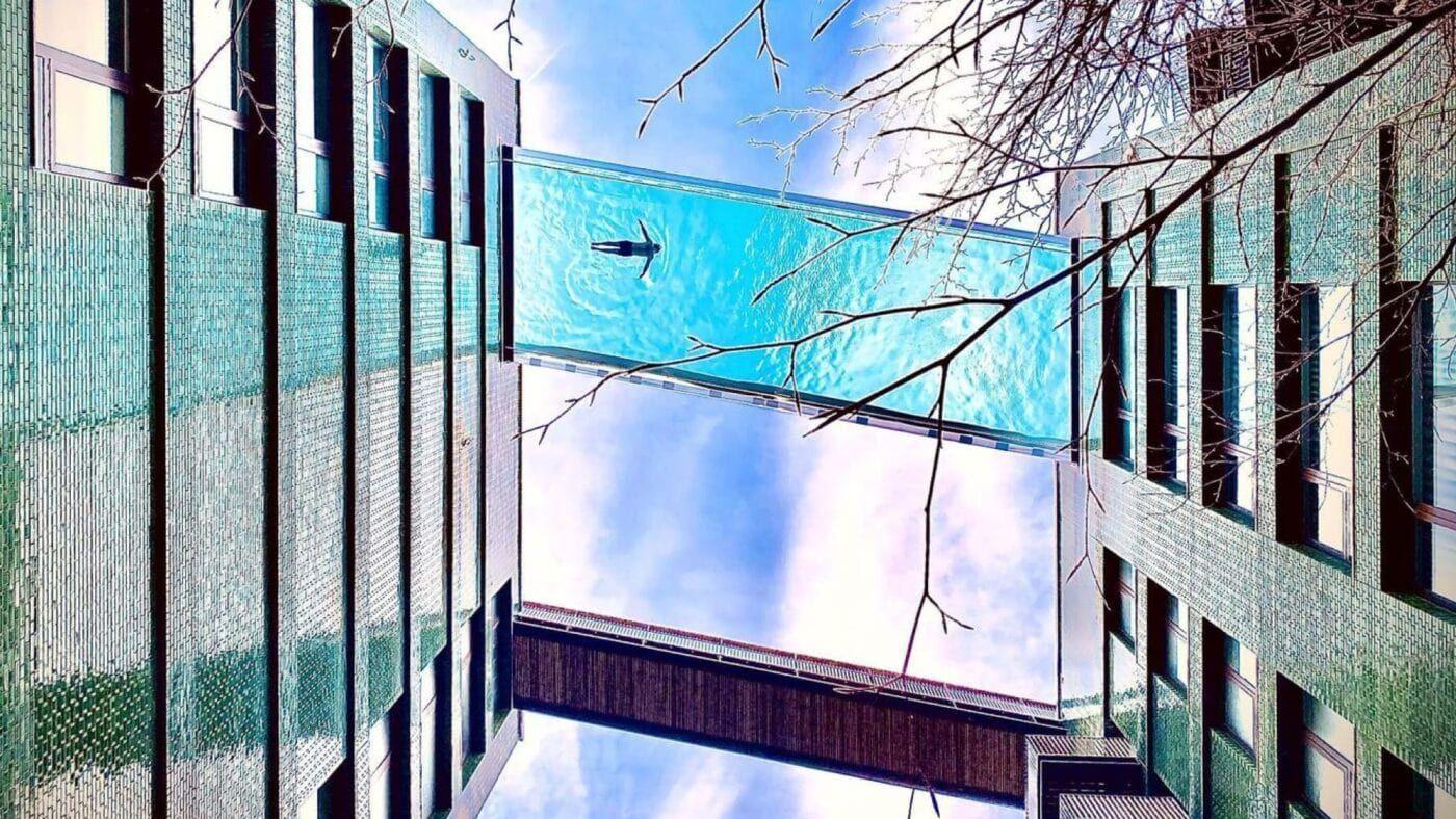 sky pool at embassy gardens, London (Photo credit: Embassy Gardens)