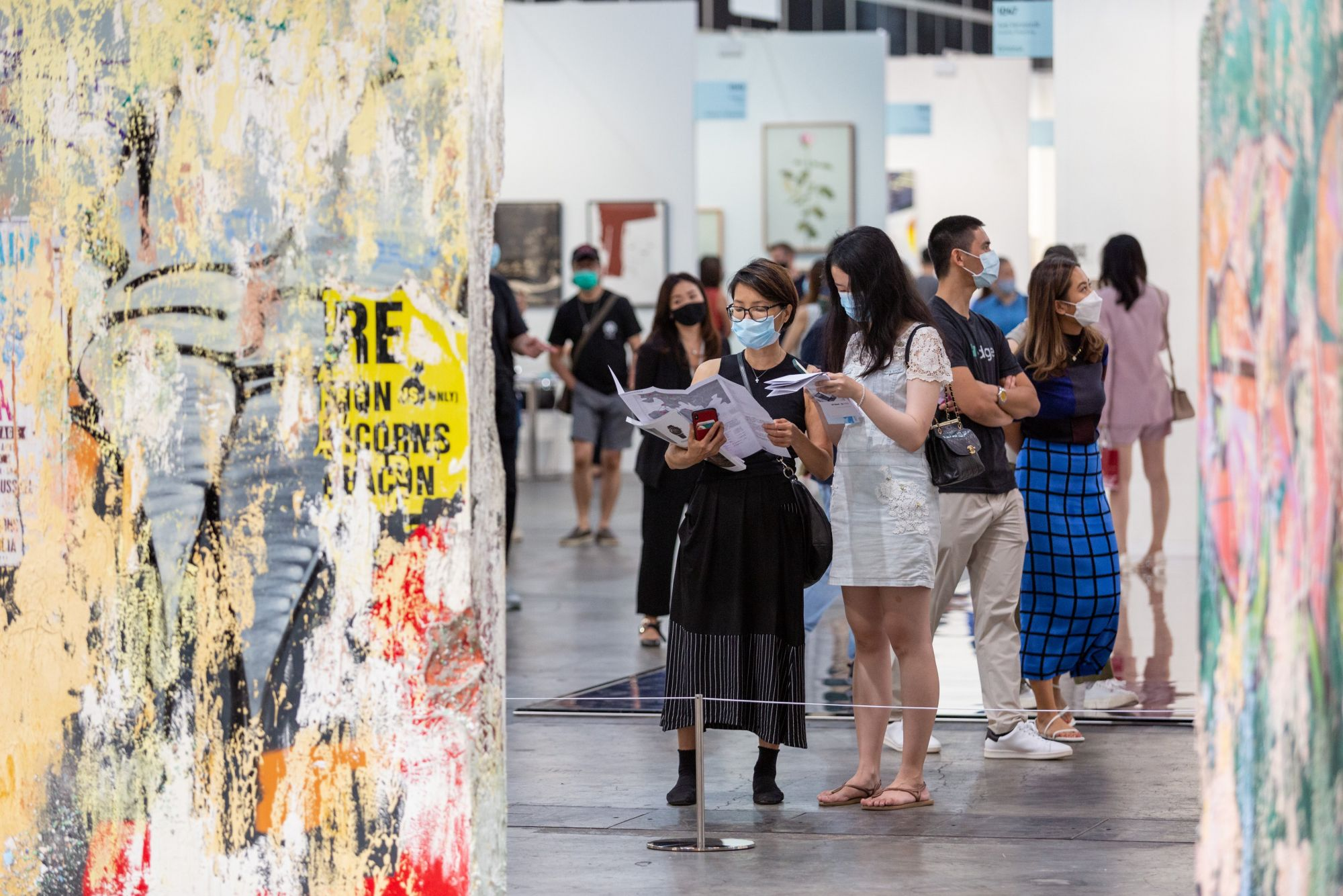 What Sold At Art Basel Hong Kong 2021 | Tatler Hong Kong