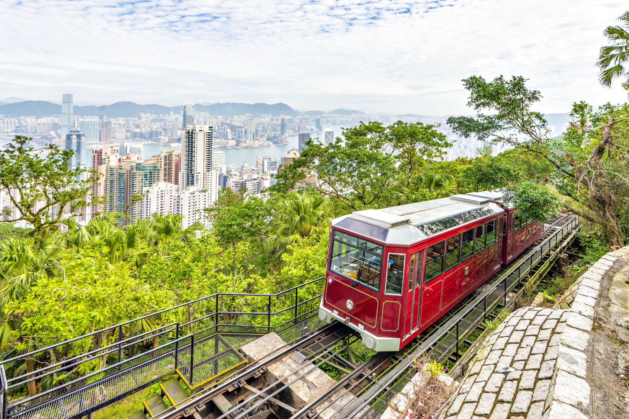 Iconic 133-Year-Old Hong Kong Peak Tram To Close Temporarily For An Upgrade