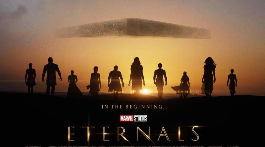 Marvel Debuts Teaser Trailer For Chloé Zhao-Directed 'Eternals'
