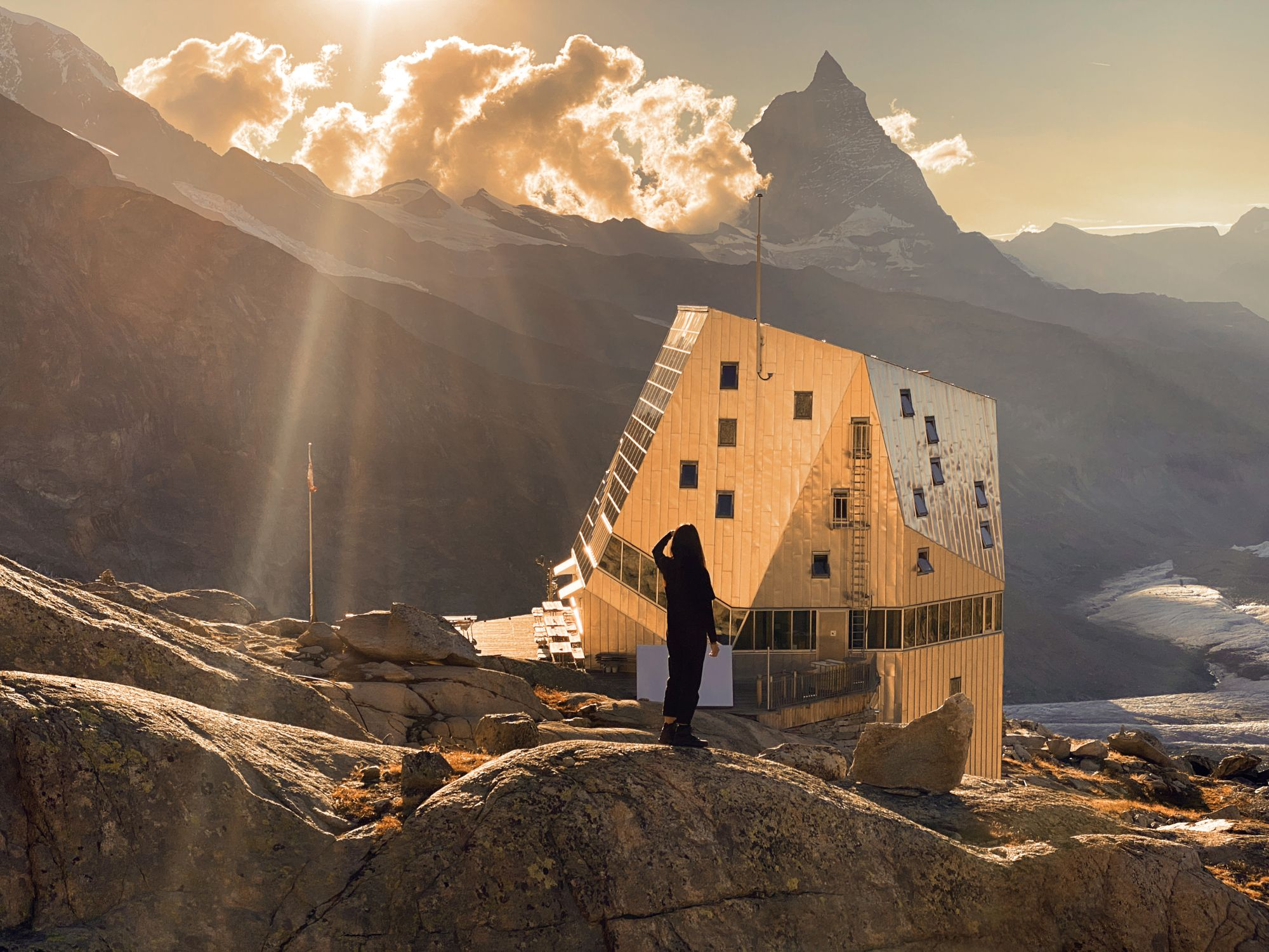 How Artist Carla Chan Brought The Golden Hour From The Swiss Alps To Art Basel Hong Kong