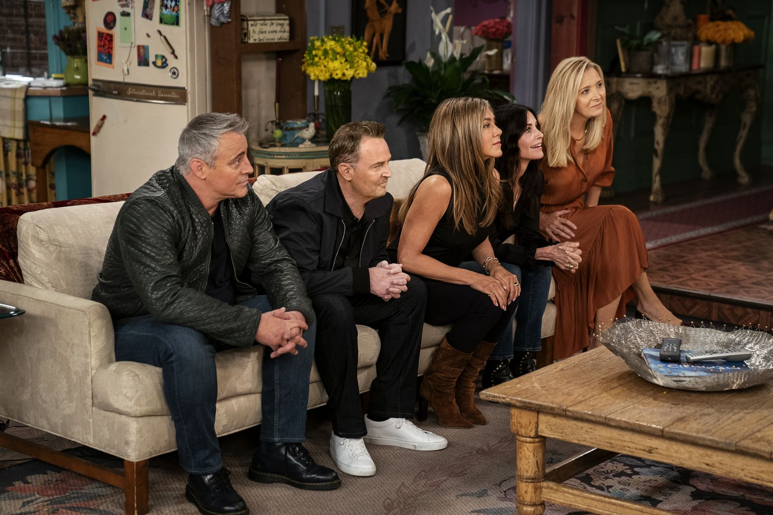 Friends Reunion Special - Photography by Terence Patrick