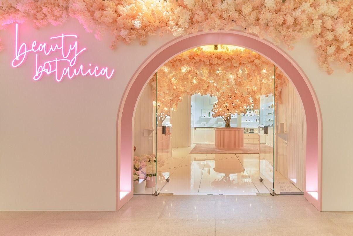 Beauty Botanica, A New Beauty And Wellness Destination, Opens In Landmark Hong Kong