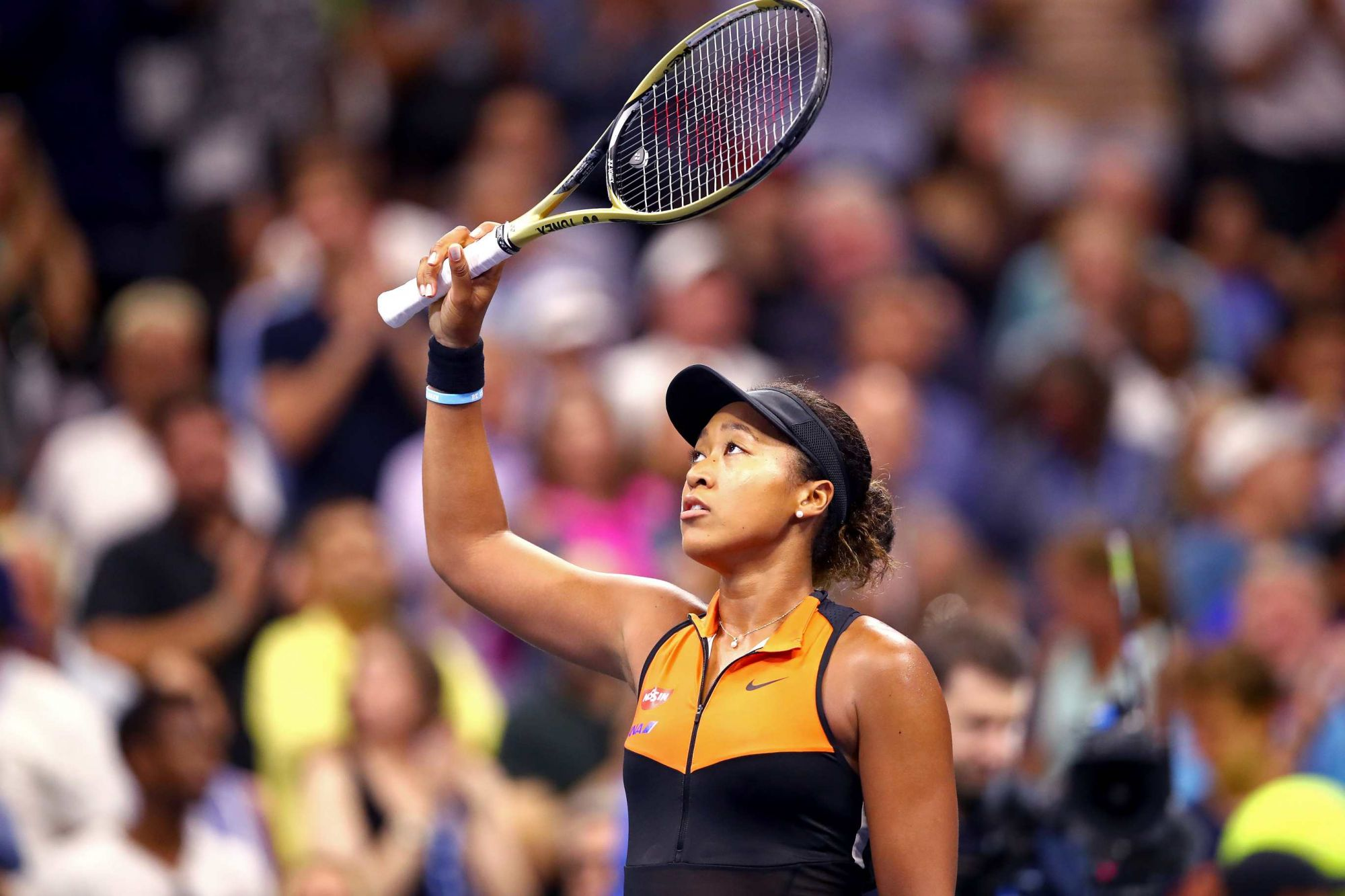 Naomi Osaka withdraws from the French Open