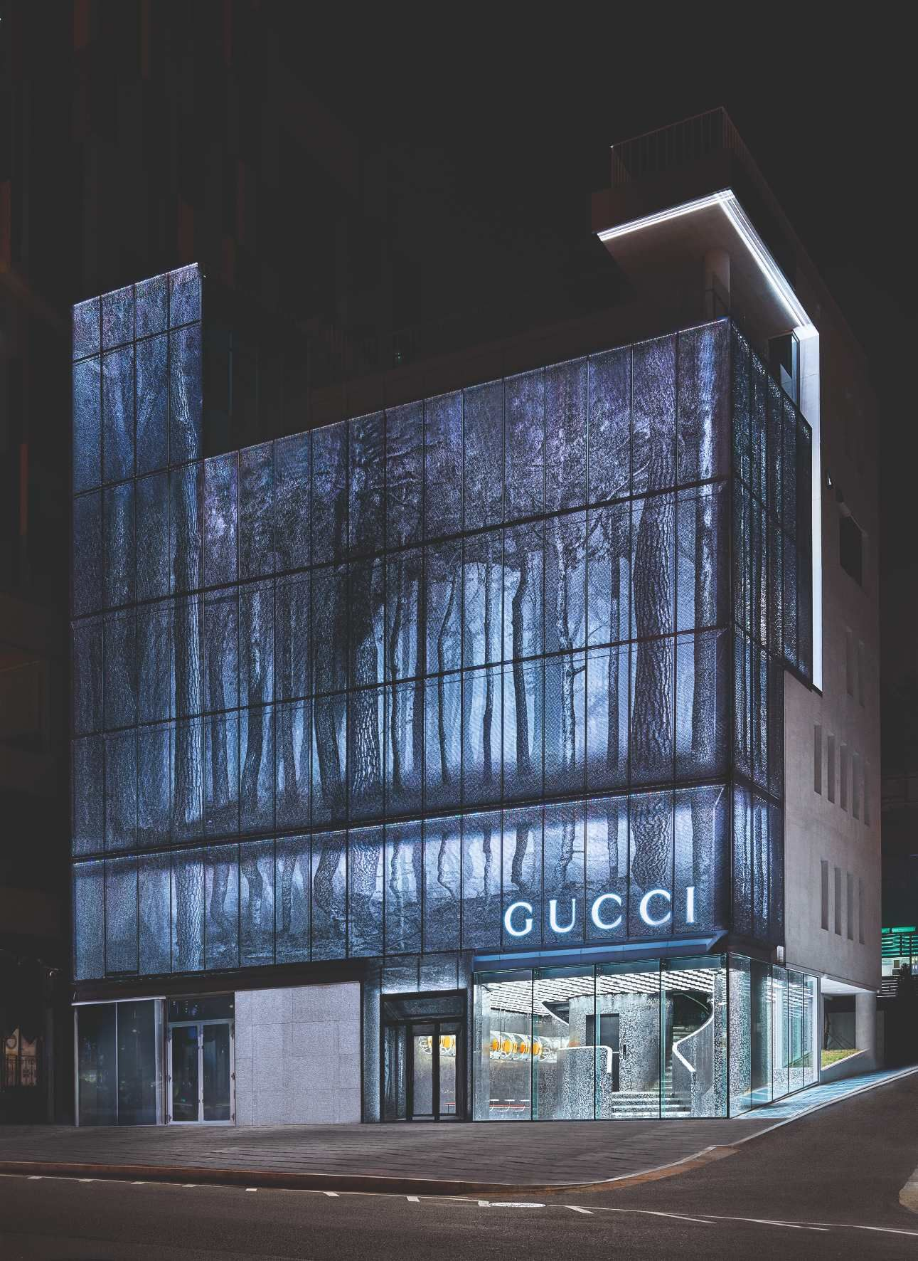 Gucci opens its second flagship store in Seoul