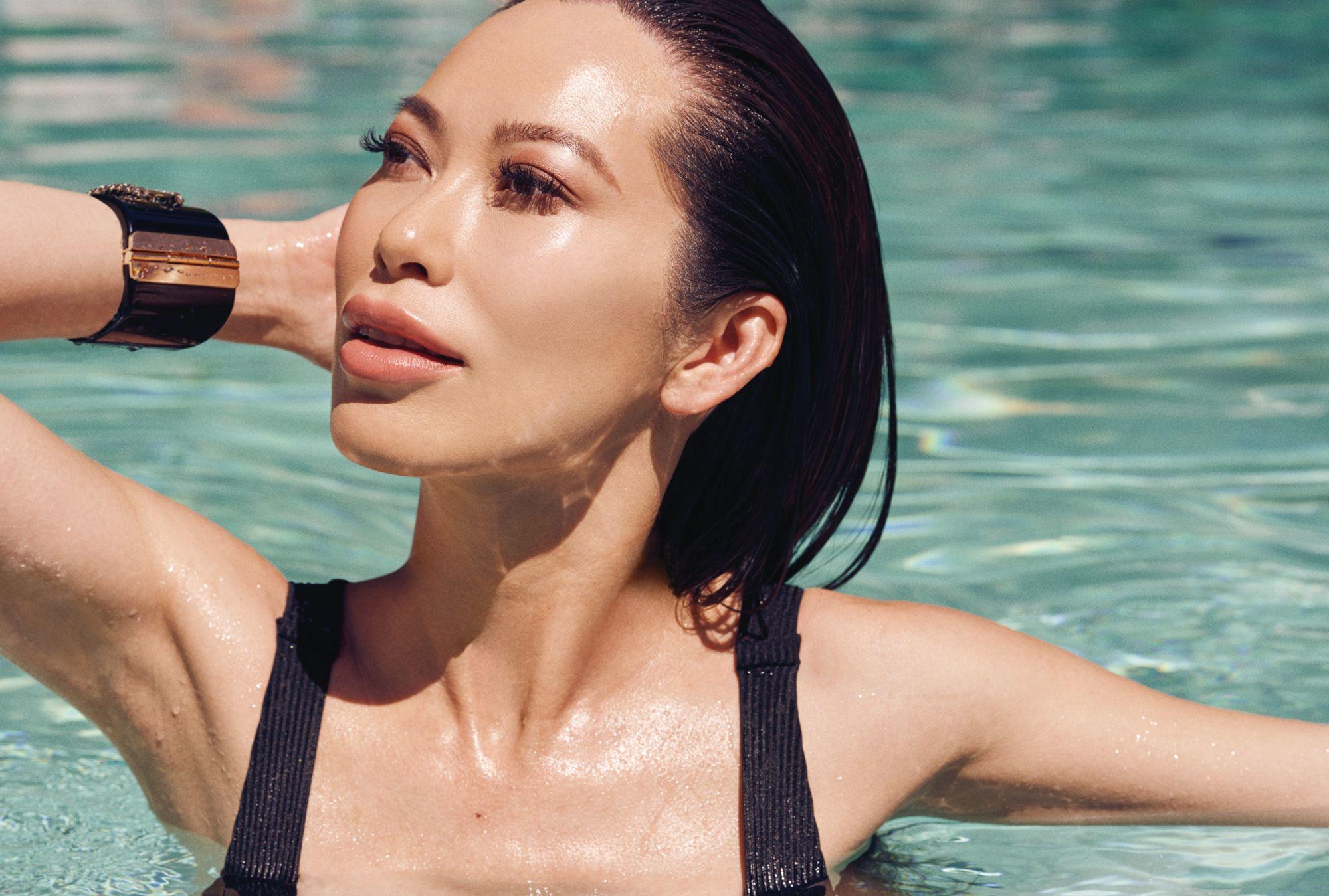 如何擁有最棒夏天?《璀璨帝國》Christine Chiu 分享 6 個夏日秘訣!