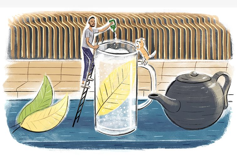 Tell Camellia's Sandeep Hathiramani On Why Tea Is A Quintessential Hong Kong Ingredient