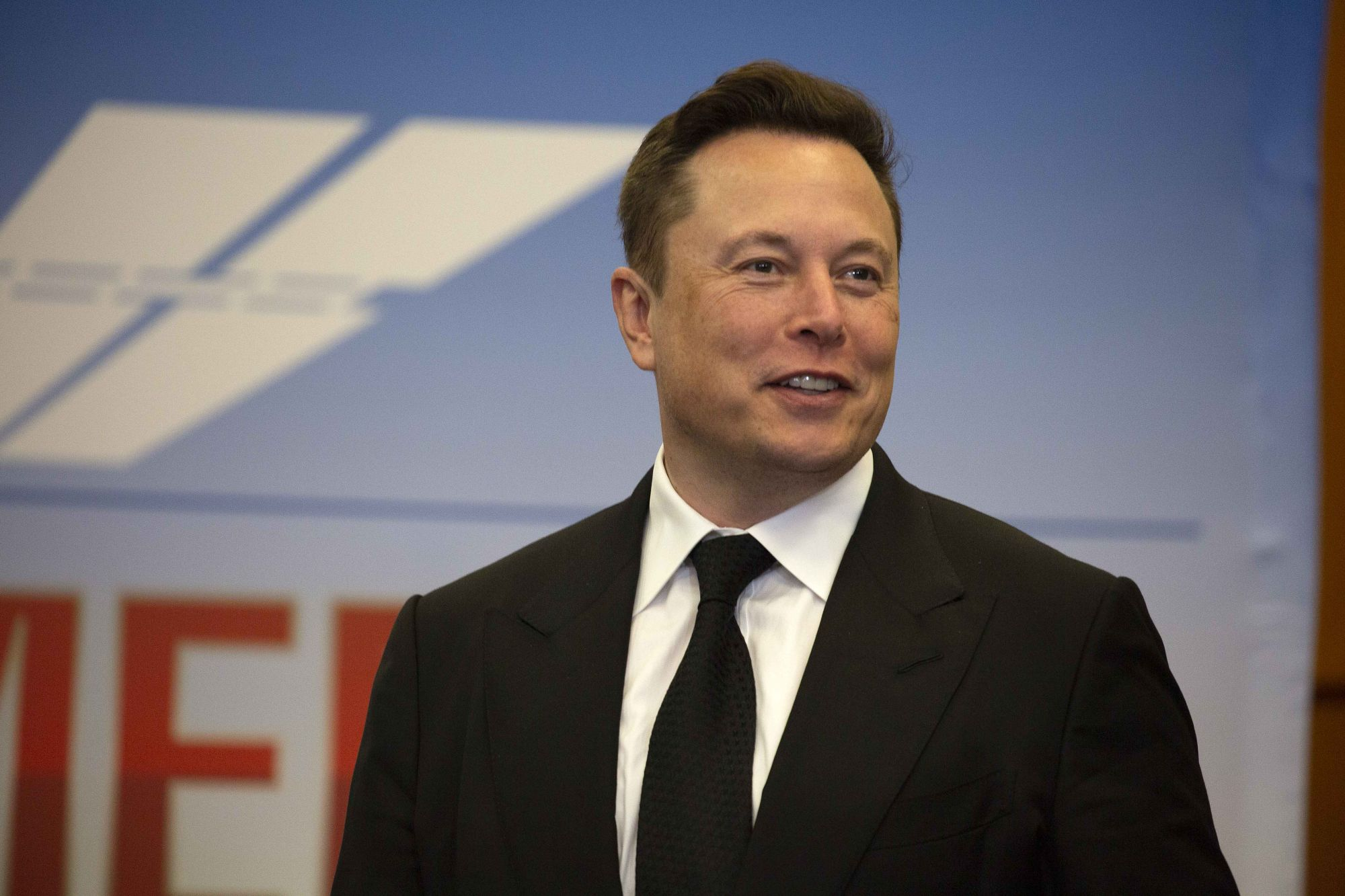 Elon Musk - tesla restaurant