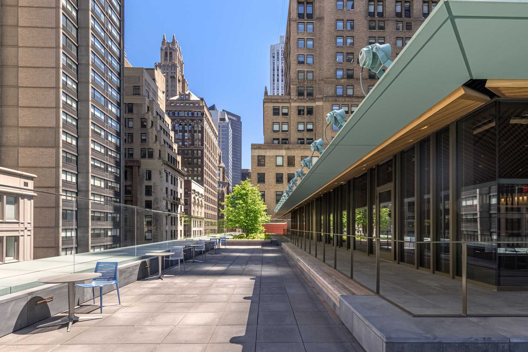 New York Public Library's US$200 Million Makeover Comes With A Public Rooftop