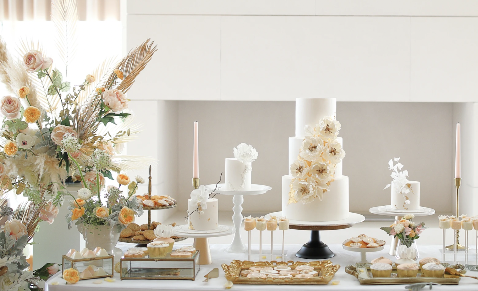Where To Find The Best Wedding Cakes In Hong Kong
