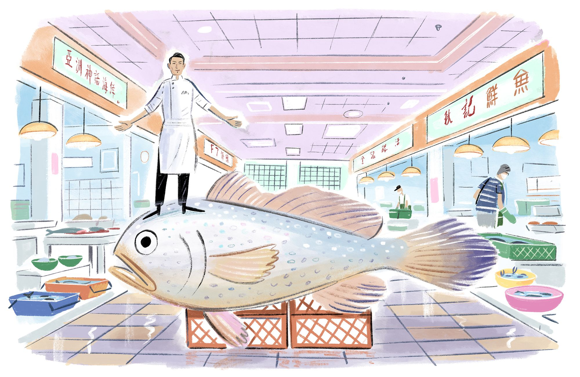 Vicky Cheng On The Joys Of Local Seafood