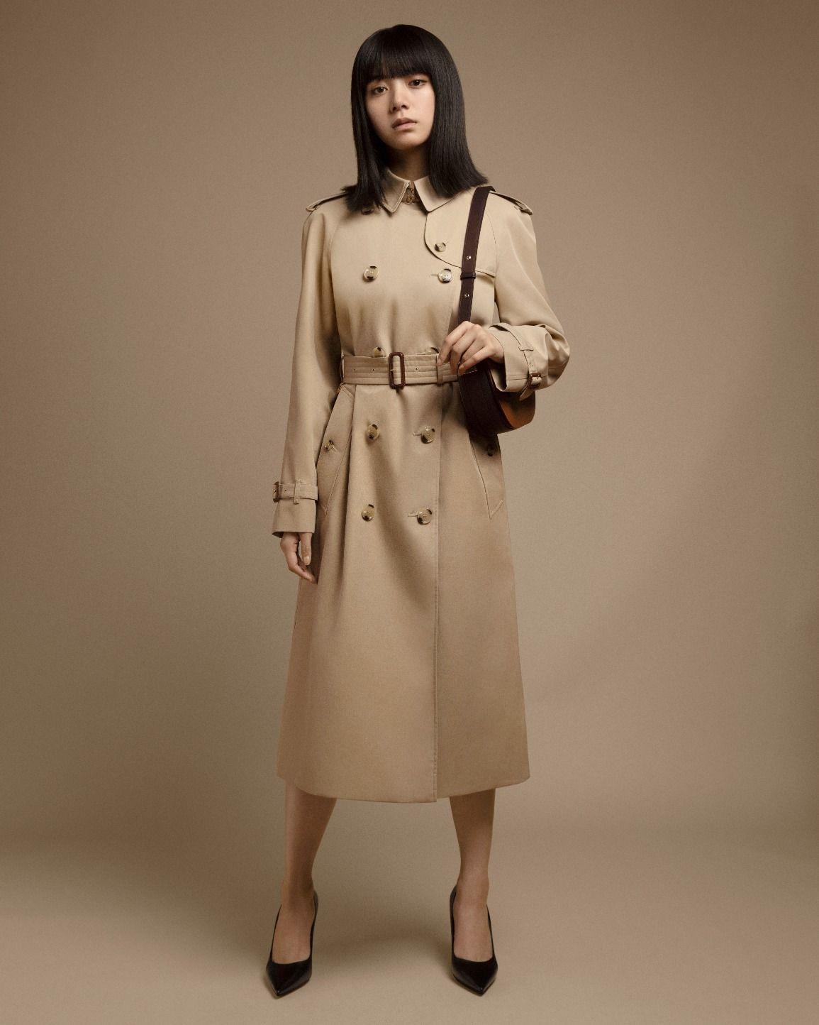 Burberry appoints Elaiza Ikeda as its first Japan ambassador