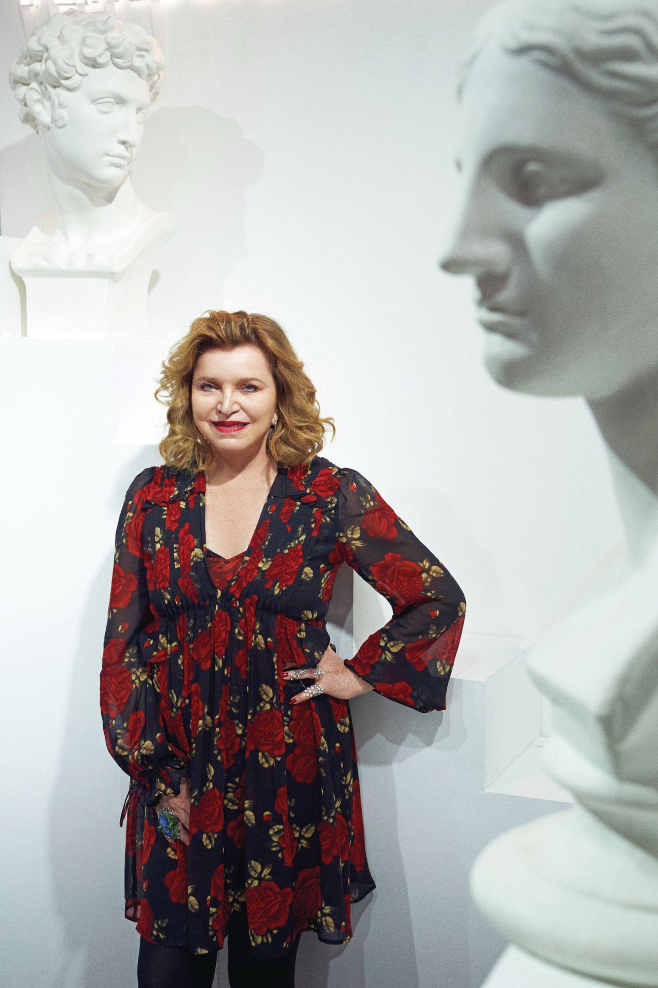 Gemmologist Lydia Courteille Gets Candid About Her Friendship With Karl Lagerfeld