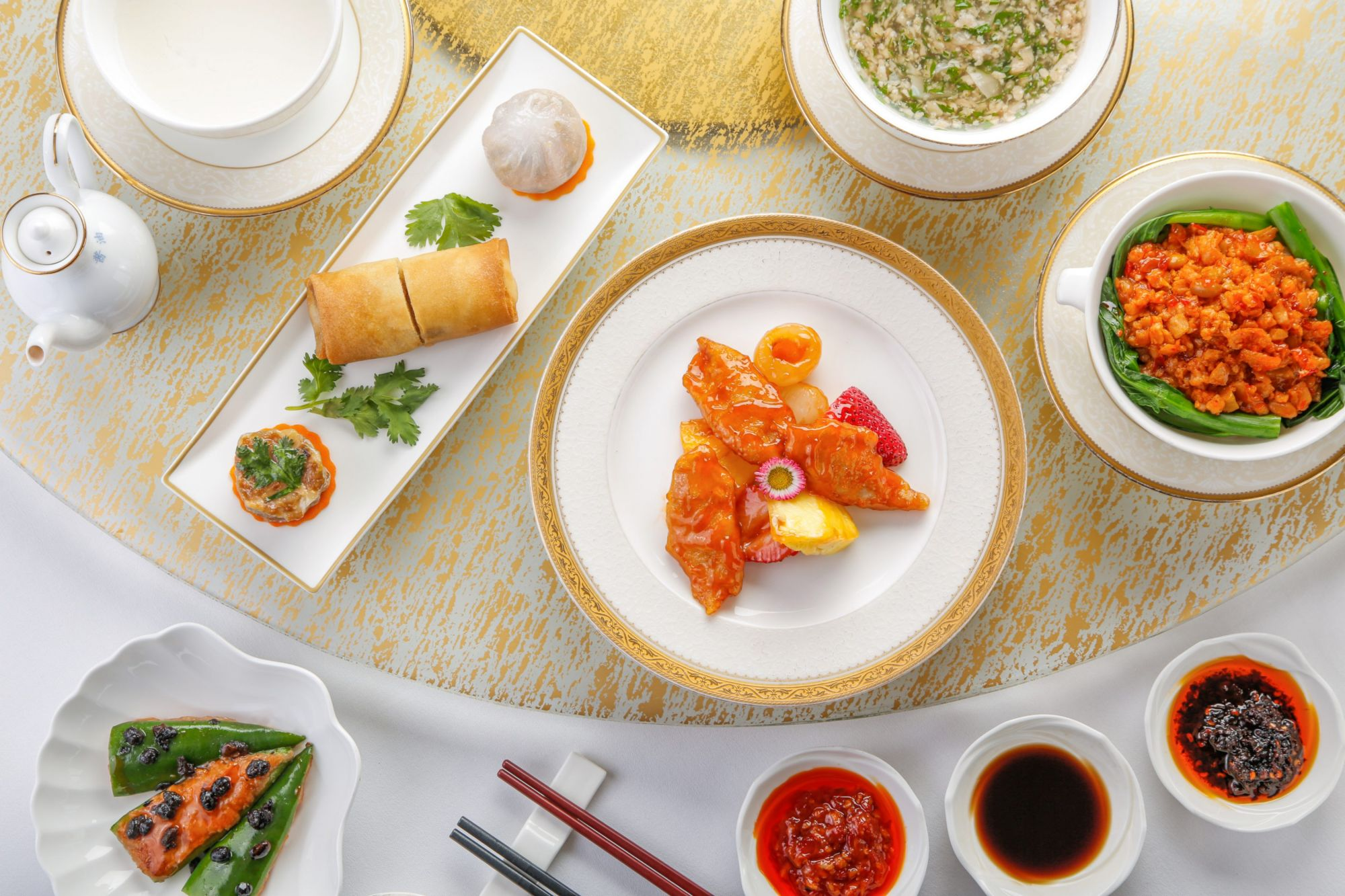 Plant-Rich Dishes At T'ang Court