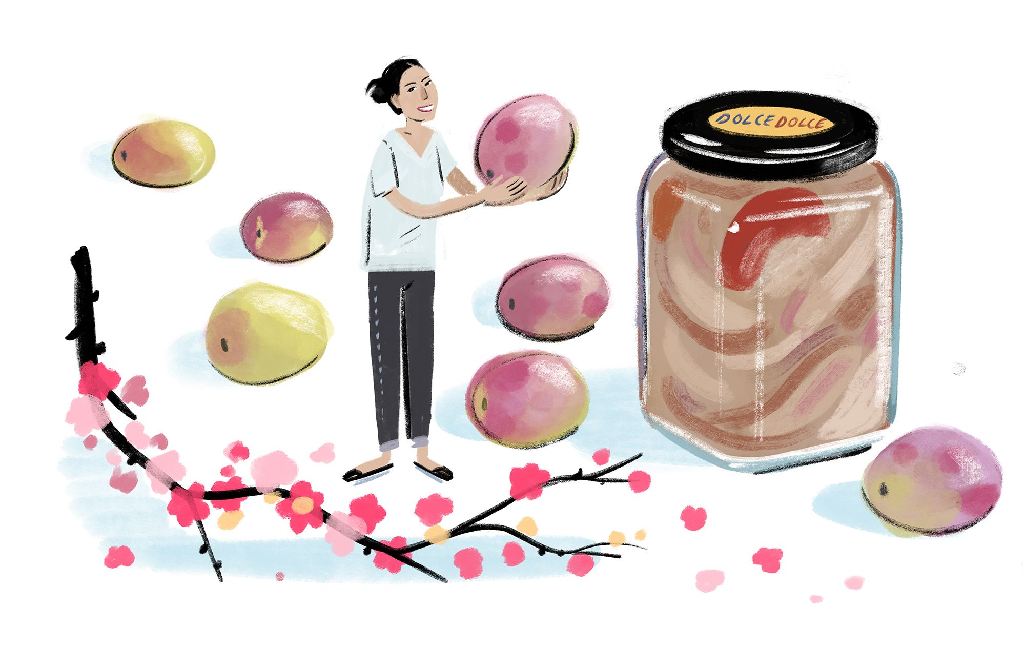 Why Chinese Plums Are Ando's Pastry Chef Joanna Yuen's Favourite Local Ingredient
