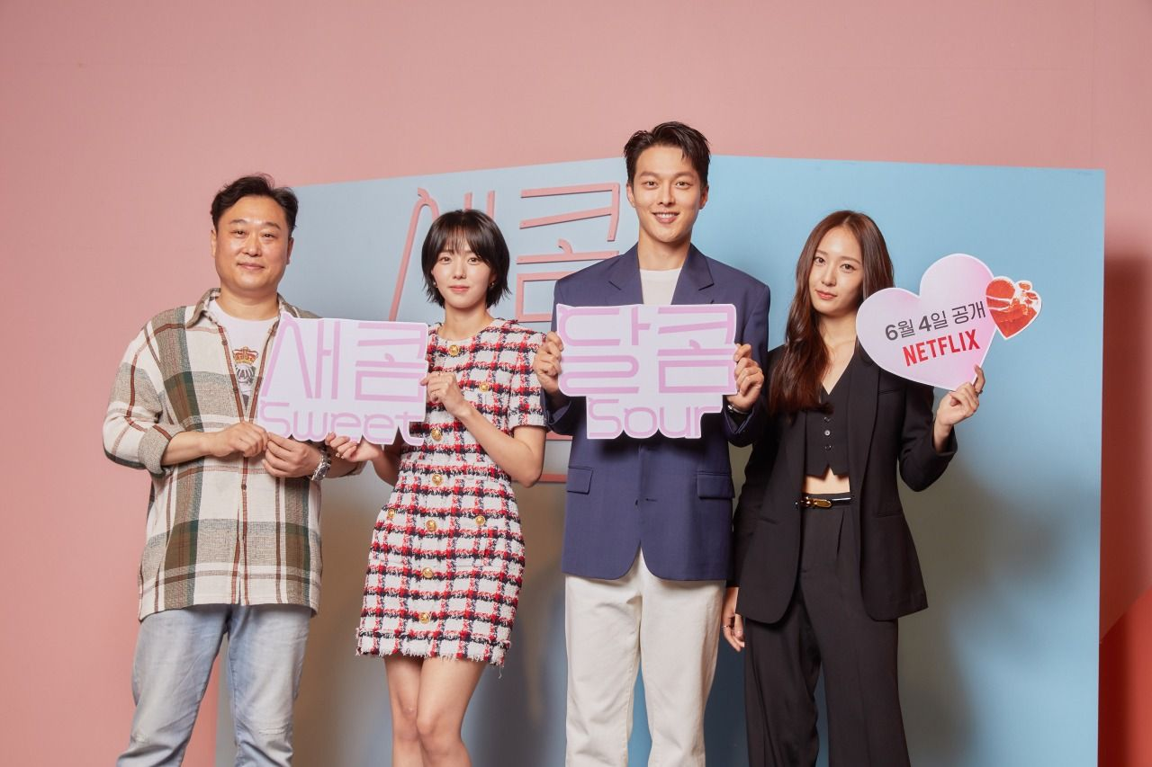 Sweet & Sour cast and director interiew