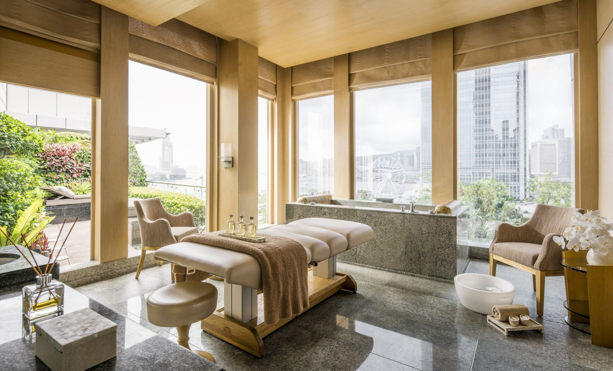 5 Luxurious Hotel Spa Treatments To Get Your Body Summer Ready