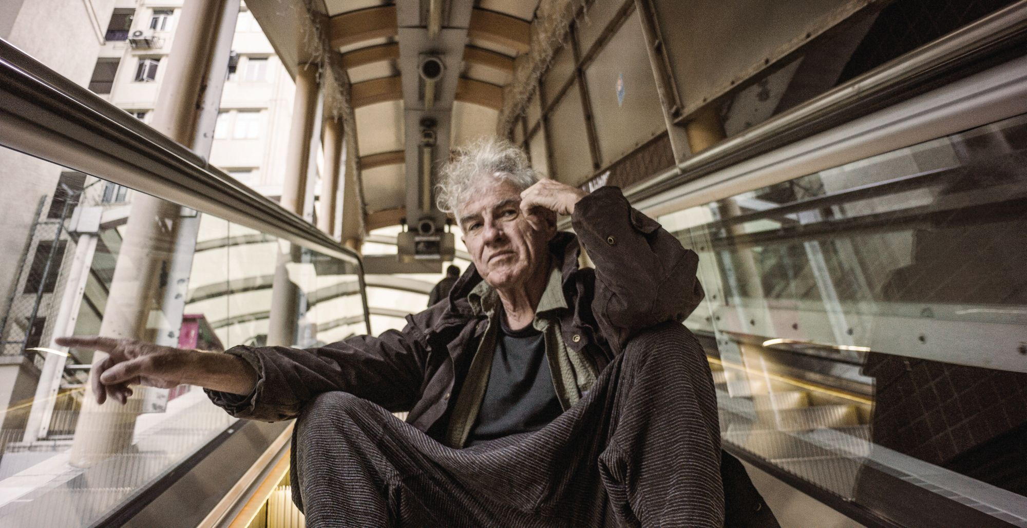 Cinematographer Christopher Doyle Reflects On His 40-Year Career And What's Next For Him