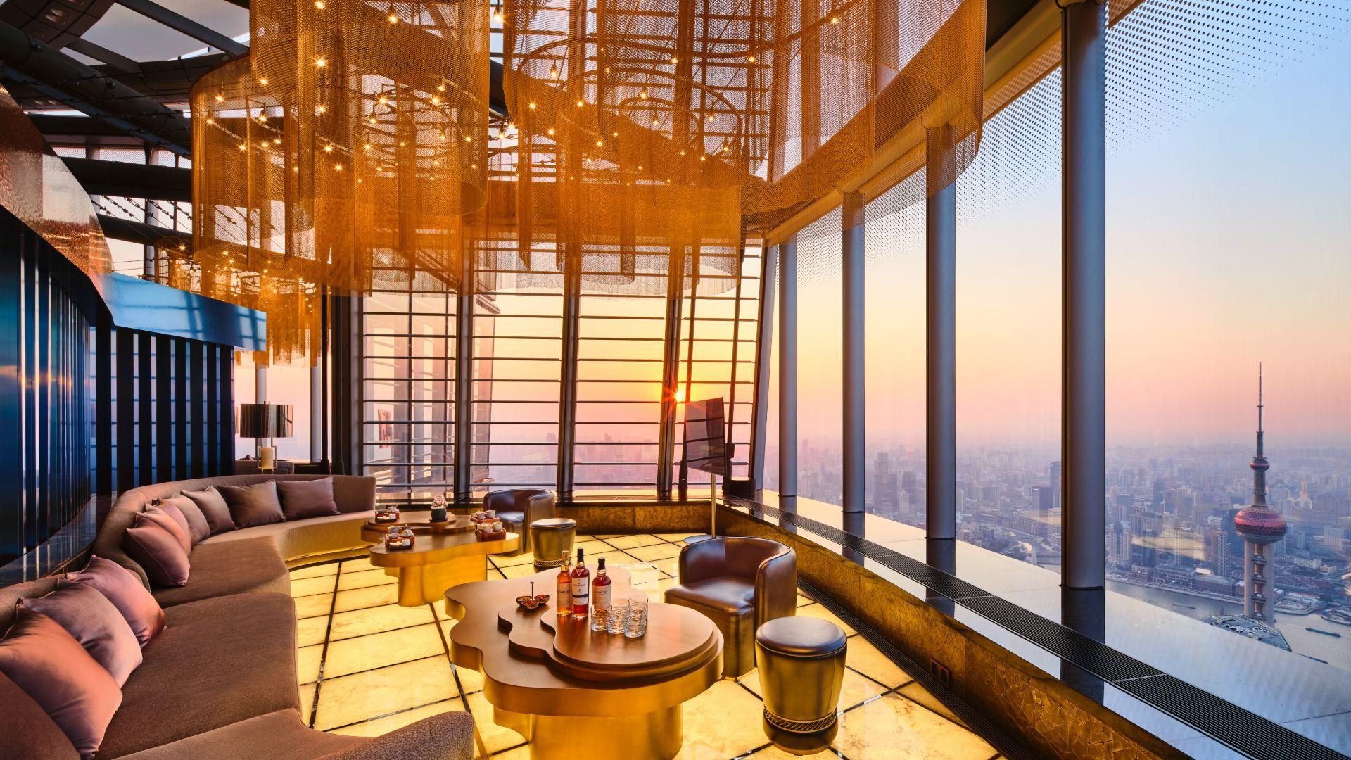 Shanghai Opens The World's Highest Luxury Hotel, J Hotel