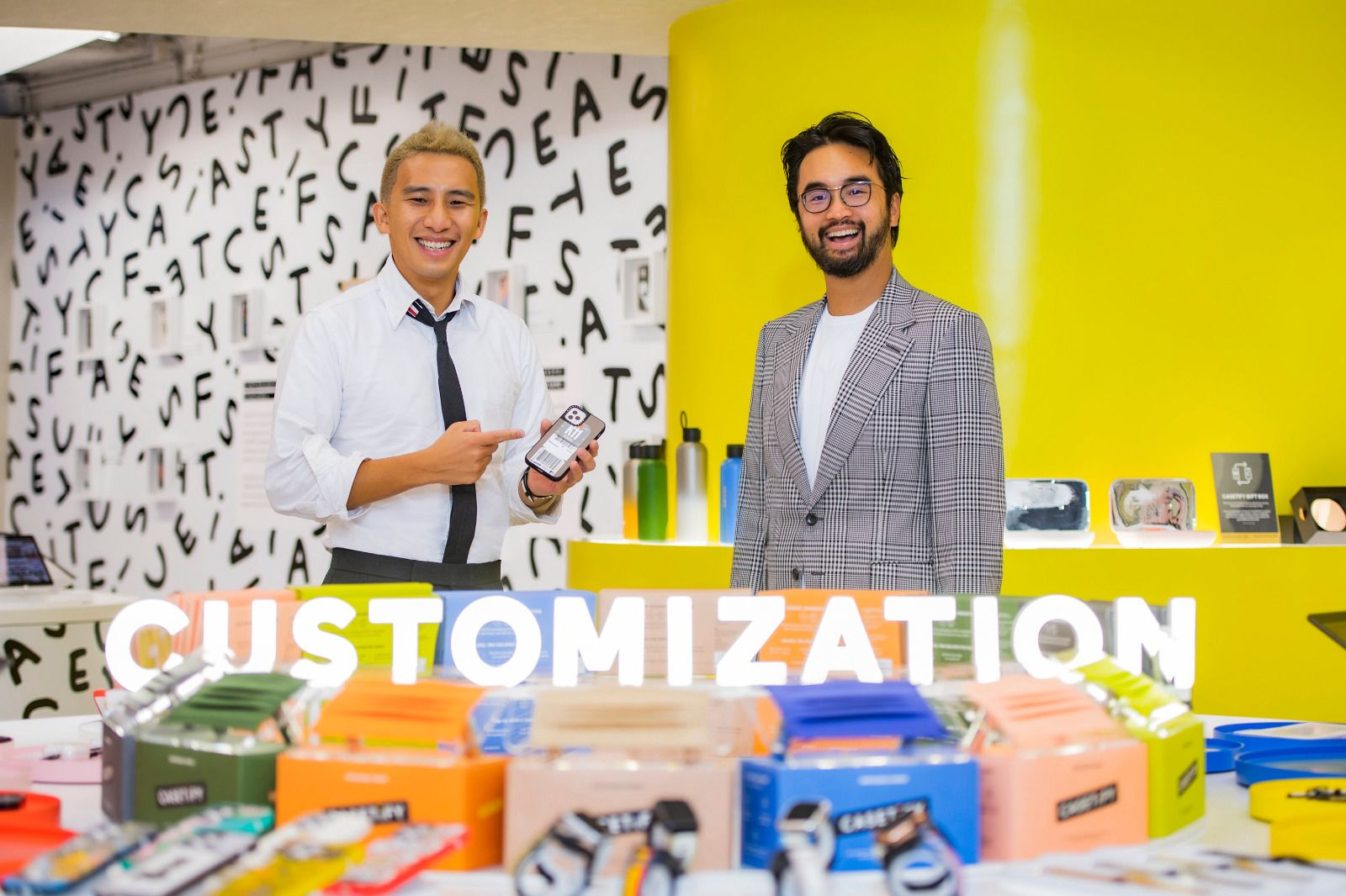 Adrian Cheng's C Ventures Invests Eight-Figure Sum In Tech Accessories Brand Casetify