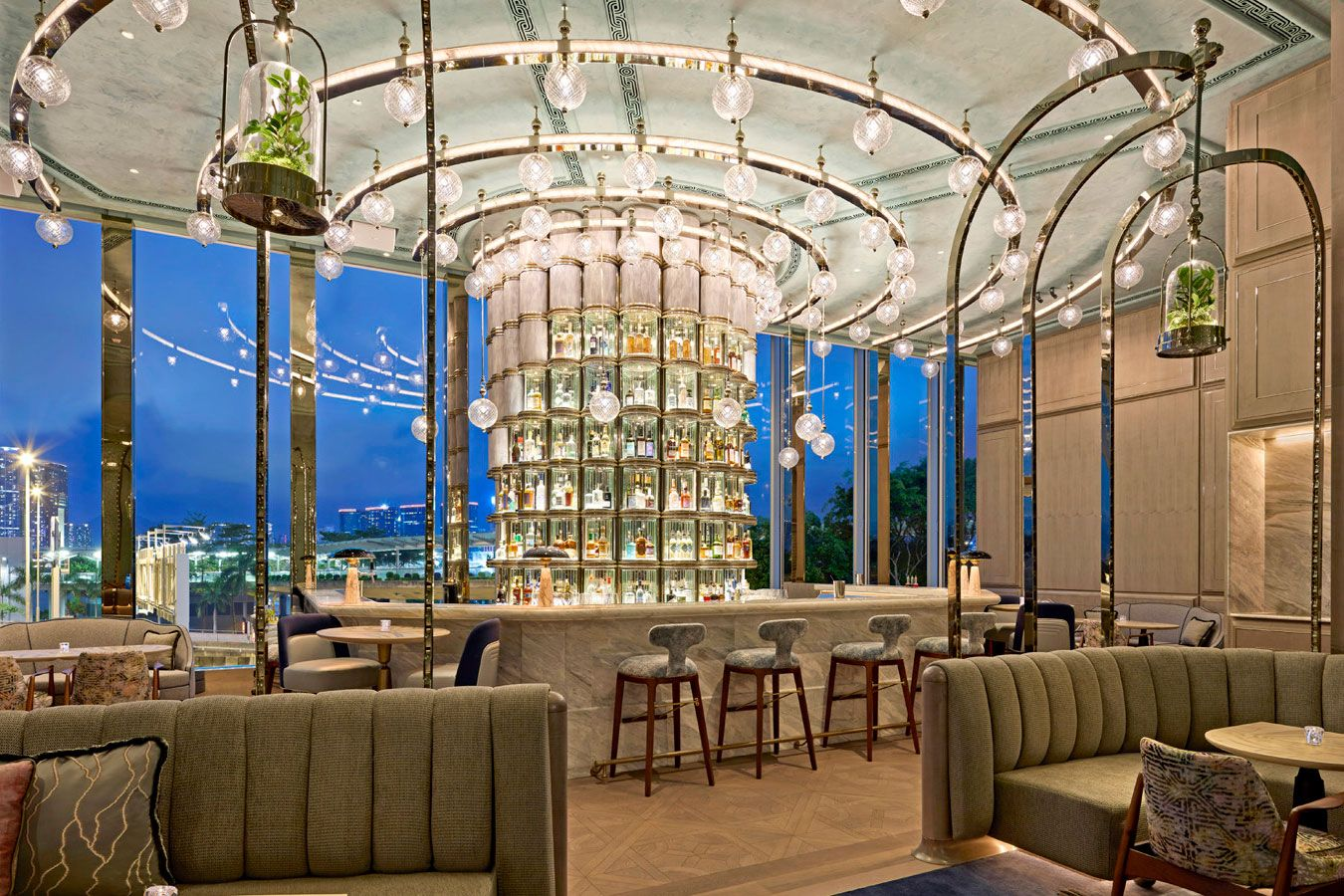 Argo At Four Seasons Hong Kong Is One Of 2021's Most Ambitious Bar Openings