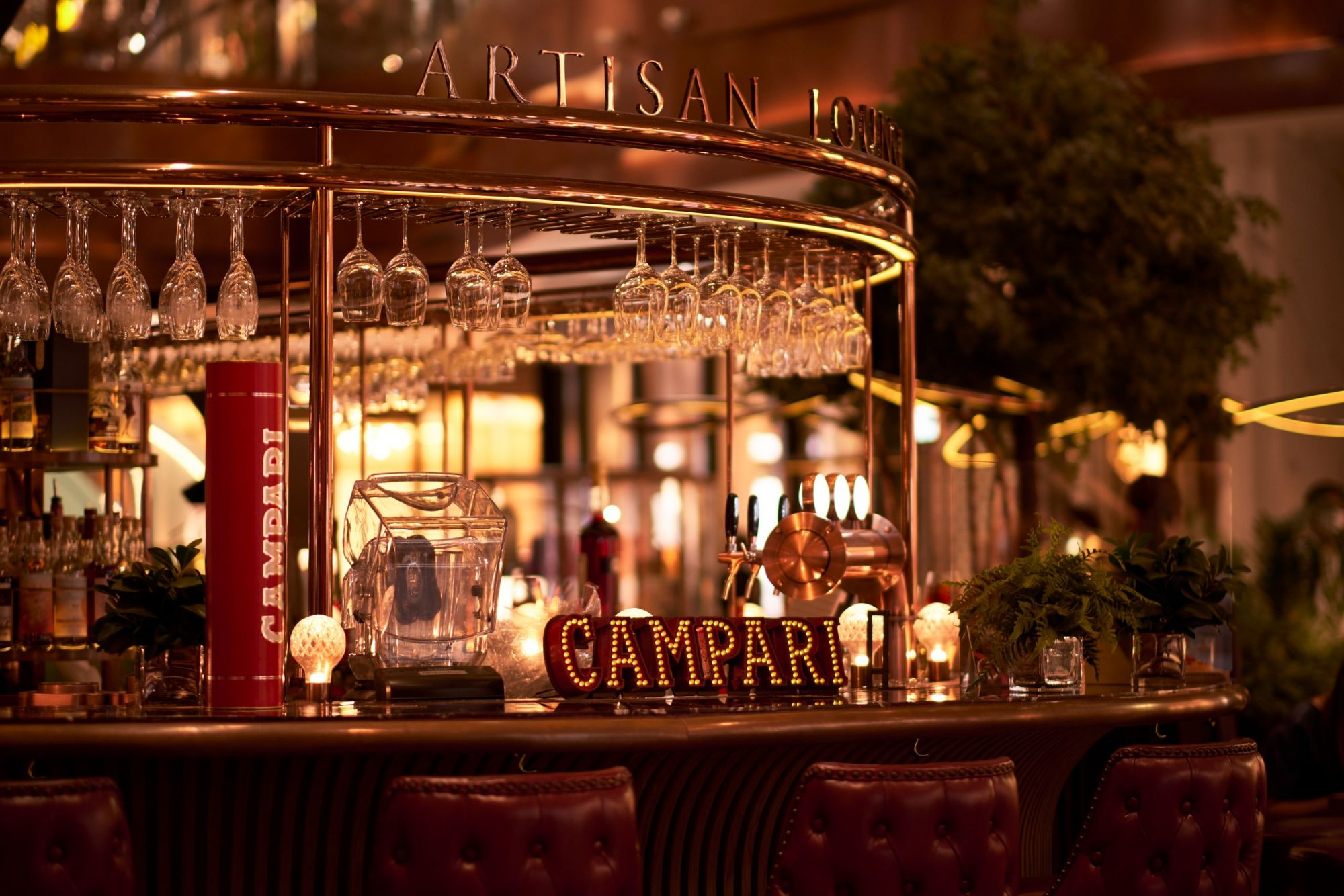 K11 Musea Brings Lake Como To Hong Kong—With A Preview Of World's Rarest Cars And Exclusive Campari Pop-Up Bar