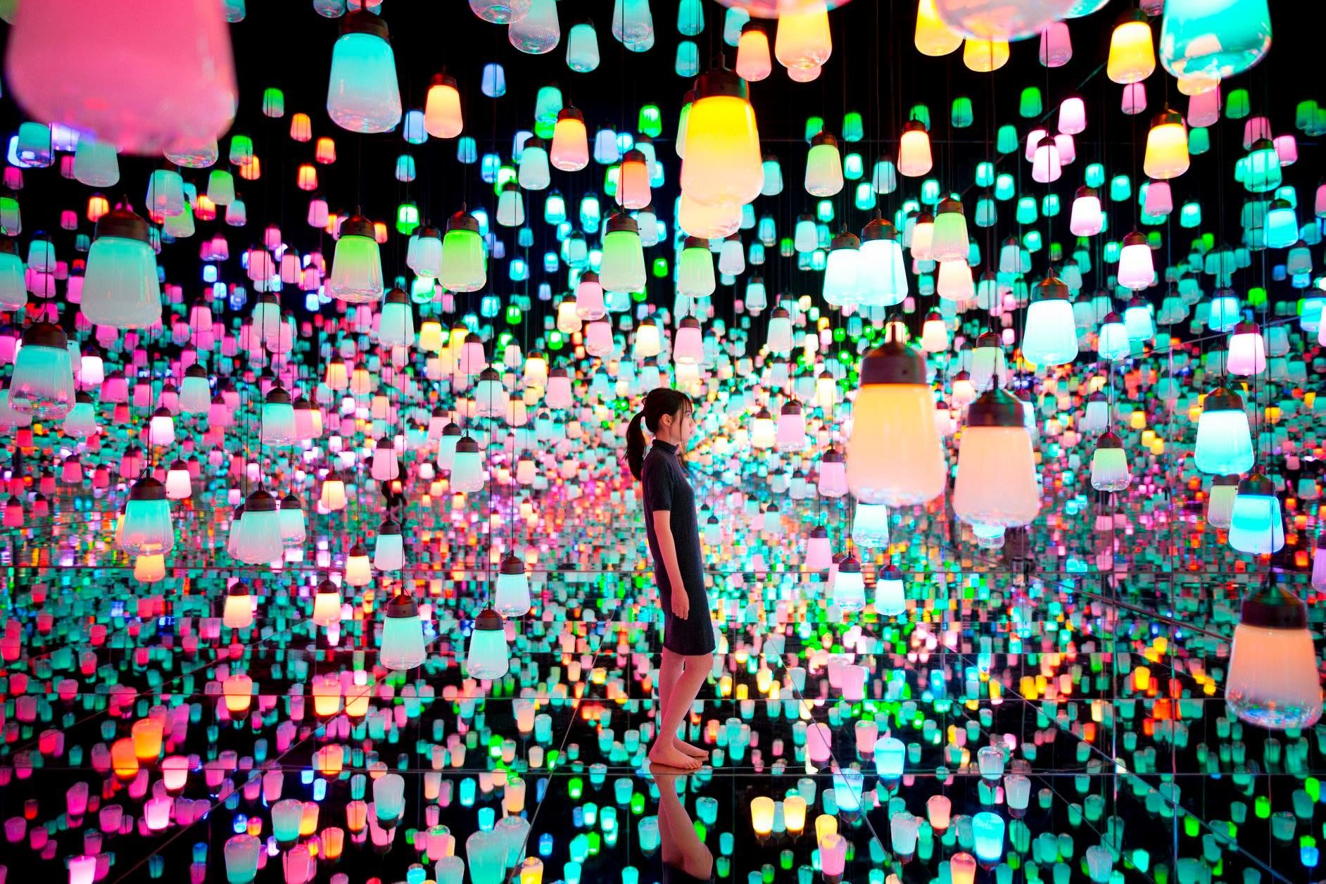teamlab borderless guinness world record most visited museum in the world