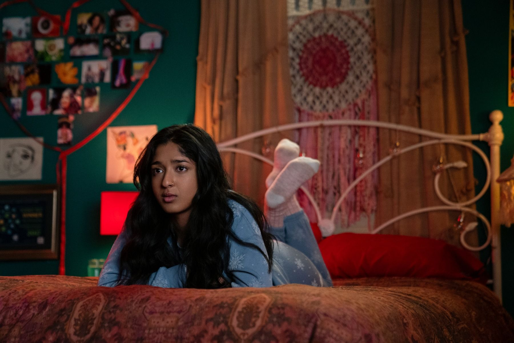 """Netflix's """"Never Have I Ever"""": Maitreyi Ramakrishnan Talks Season Two And What To Be Excited About"""