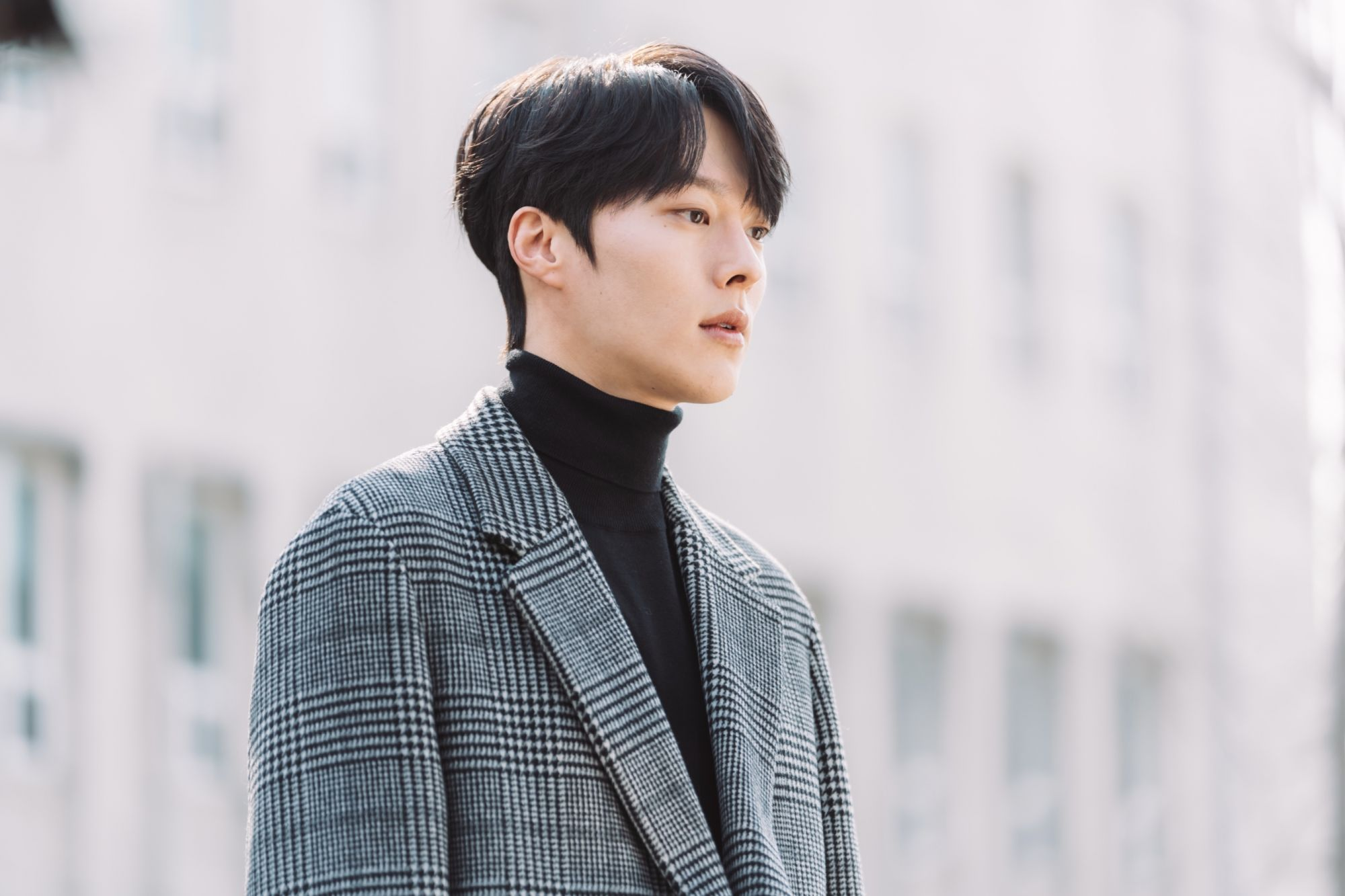 jang ki-yong from my roommate is a gumiho